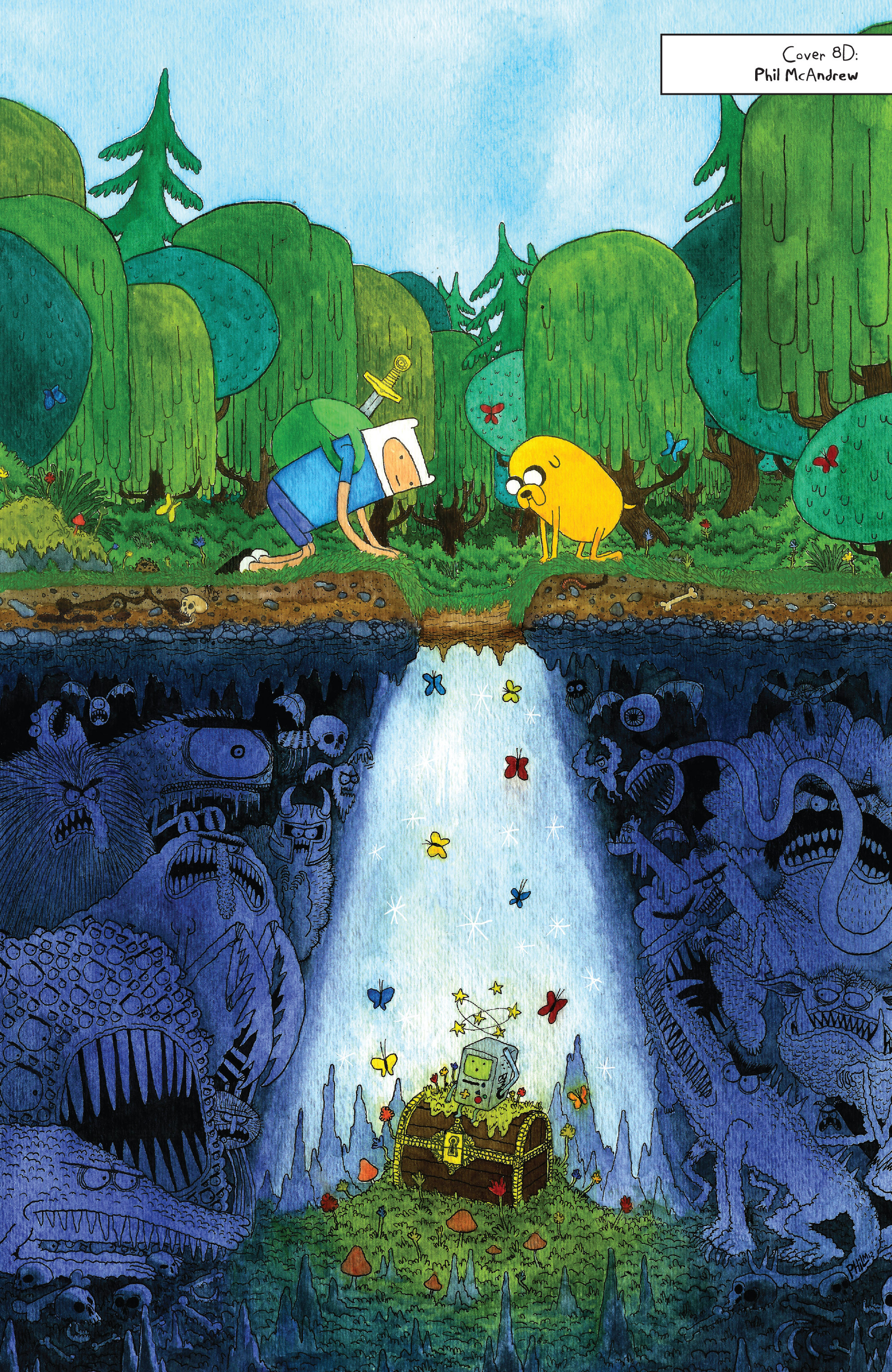 Read online Adventure Time comic -  Issue #Adventure Time _TPB 2 - 109