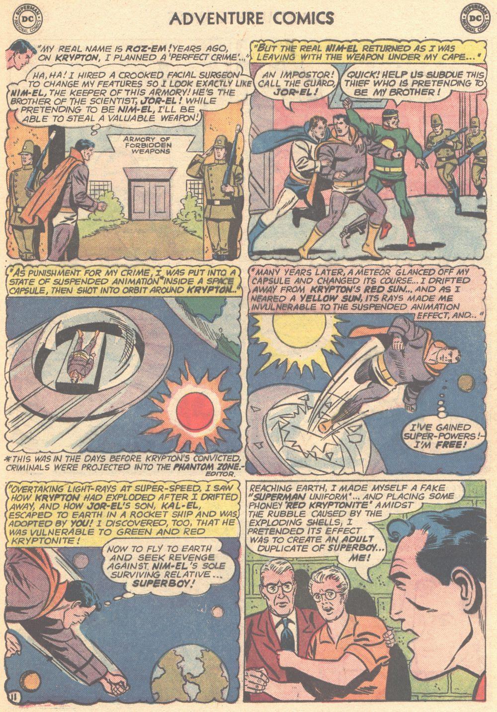 Read online Adventure Comics (1938) comic -  Issue #304 - 14