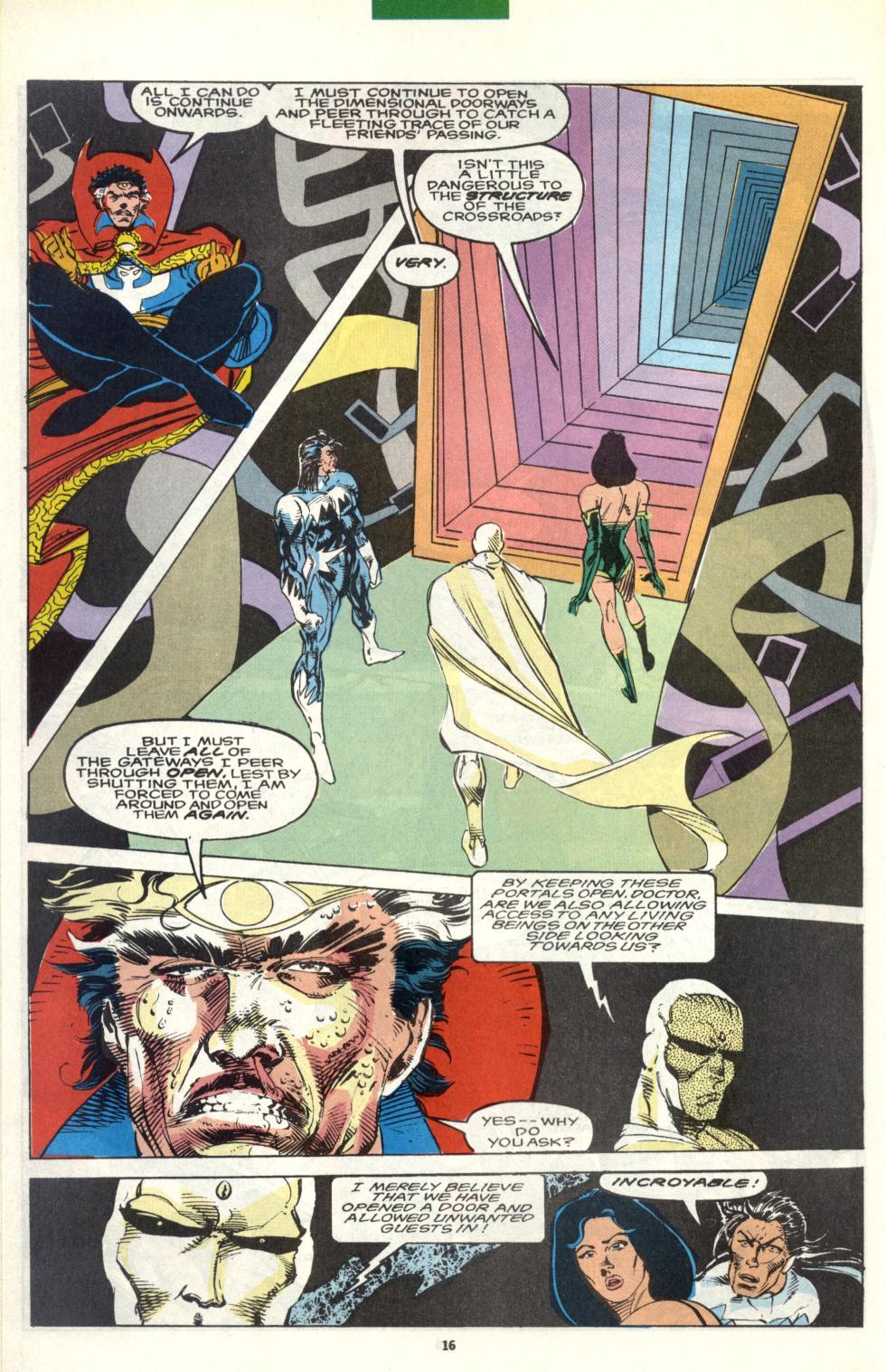 Read online Alpha Flight (1983) comic -  Issue #101 - 14