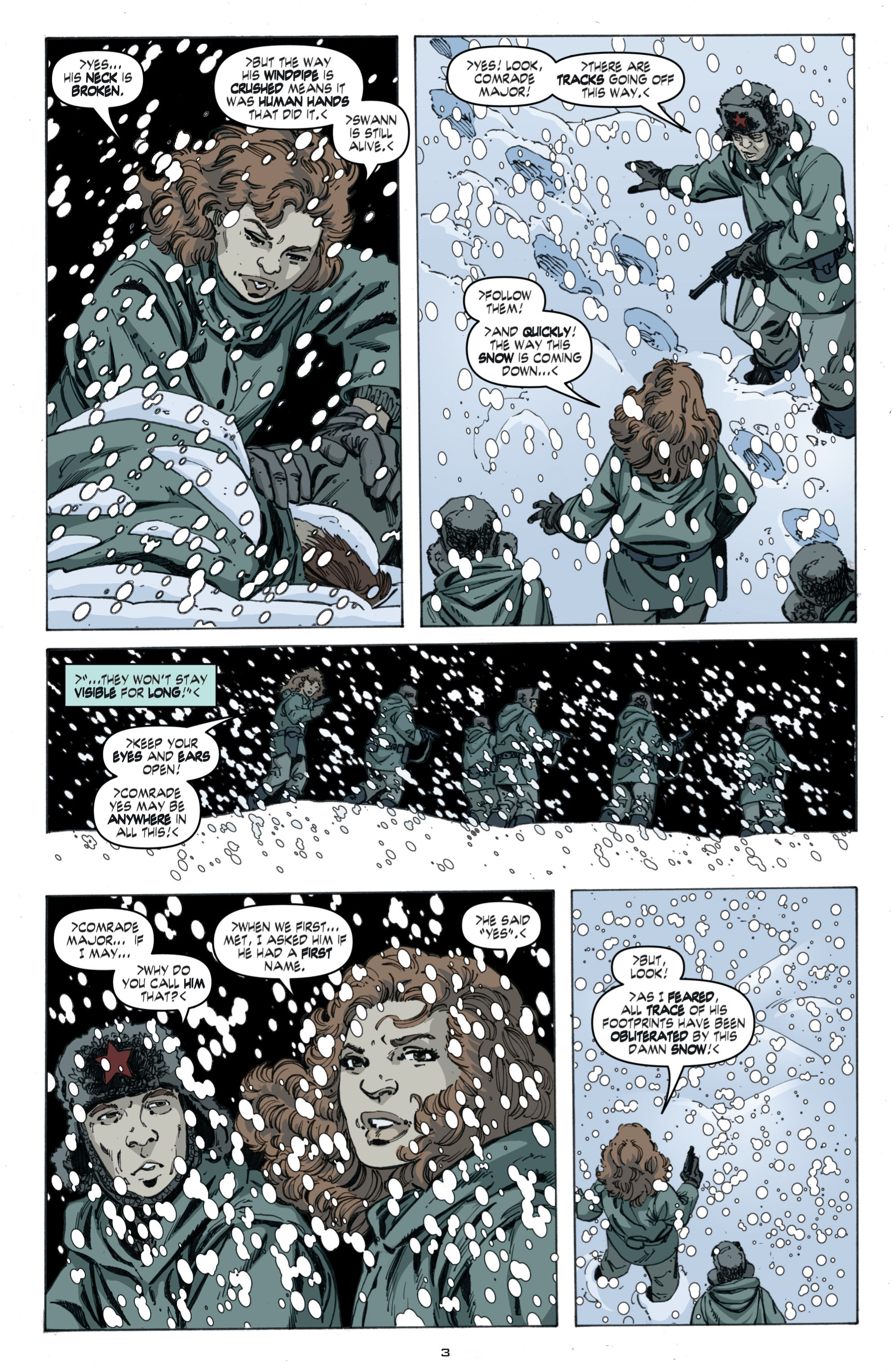 Read online Cold War comic -  Issue # TPB - 87