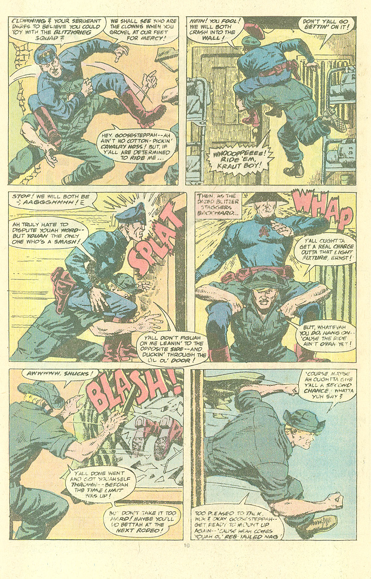 Read online Sgt. Fury comic -  Issue #143 - 12