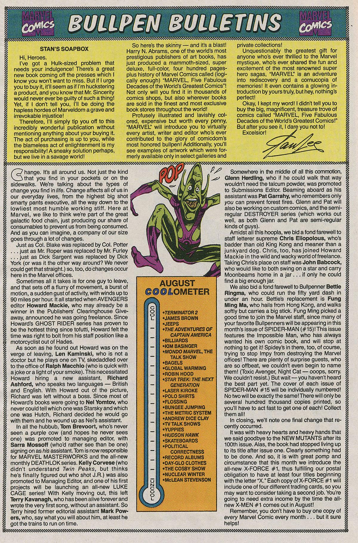 Read online Wonder Man (1991) comic -  Issue #2 - 21