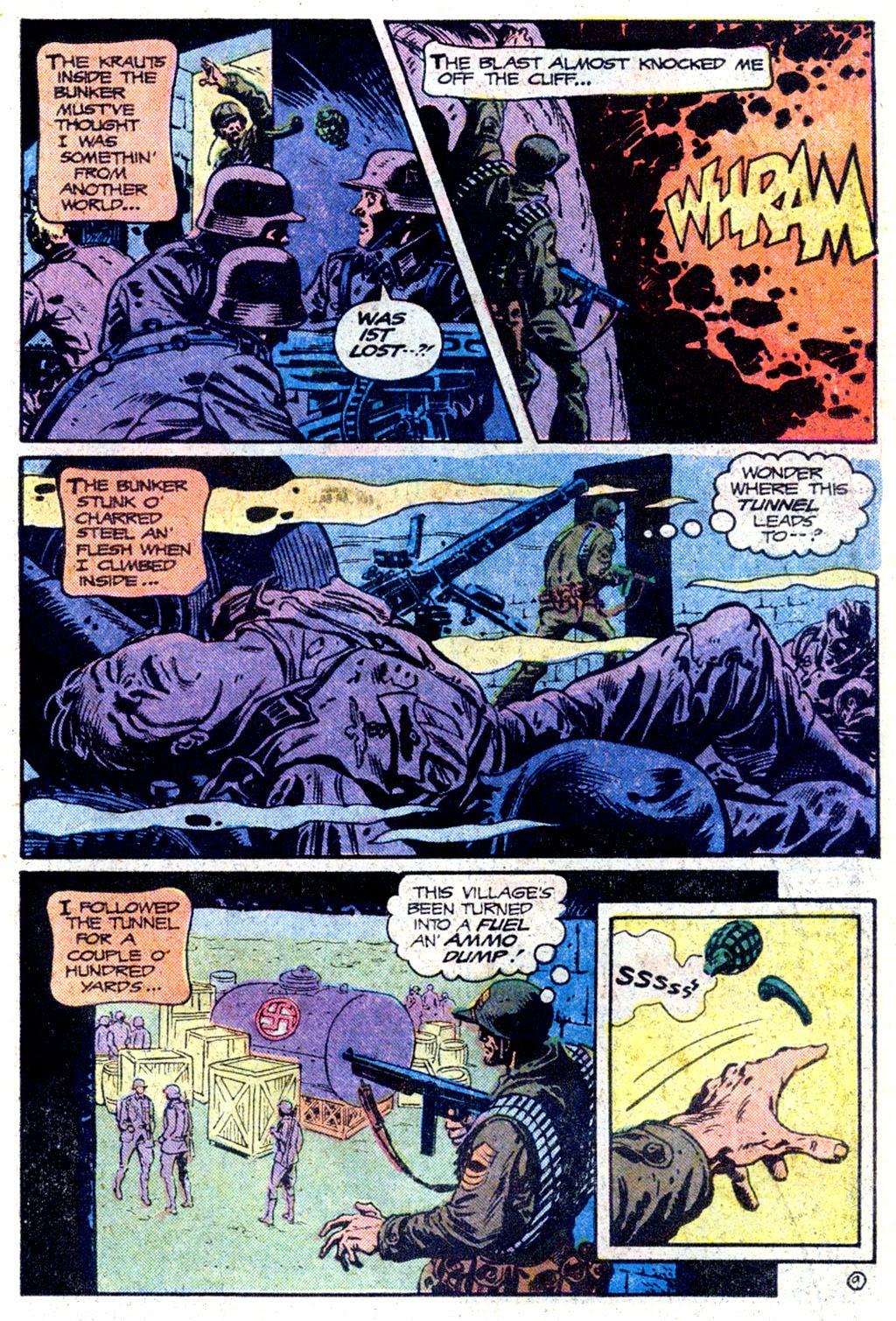 Read online Sgt. Rock comic -  Issue #339 - 11