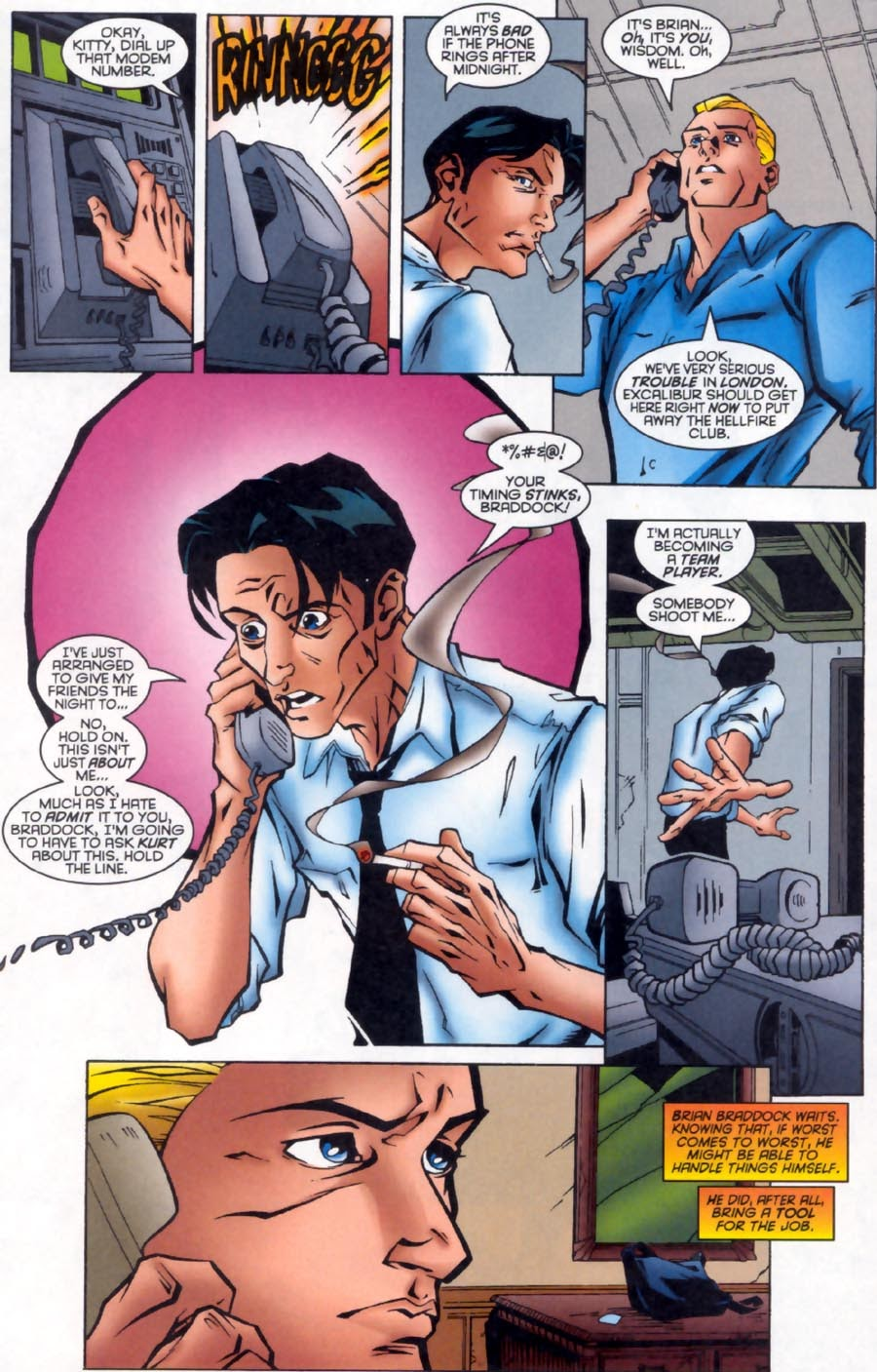 Excalibur (1988) issue 99 - Page 10
