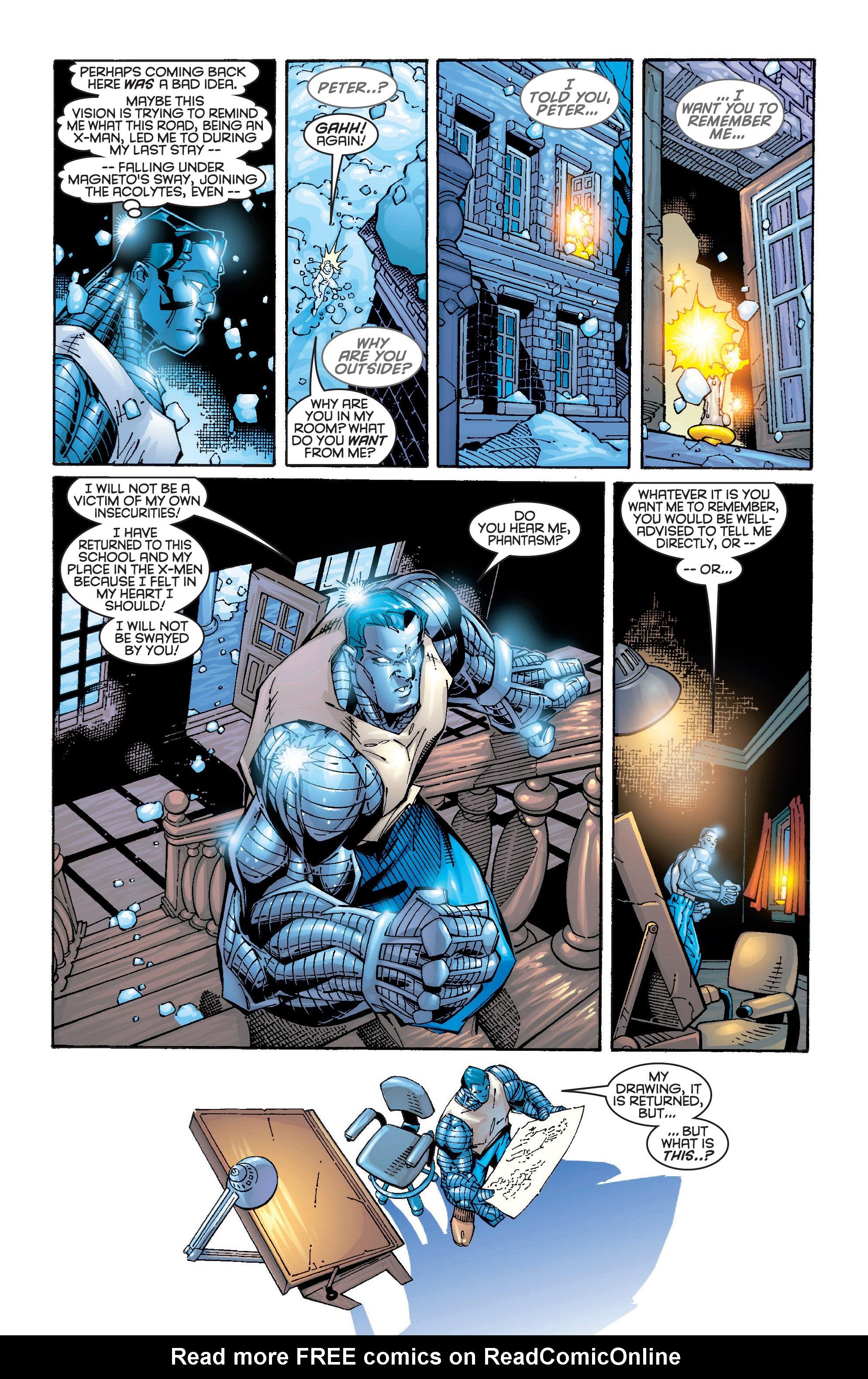 Read online Uncanny X-Men (1963) comic -  Issue #365 - 8