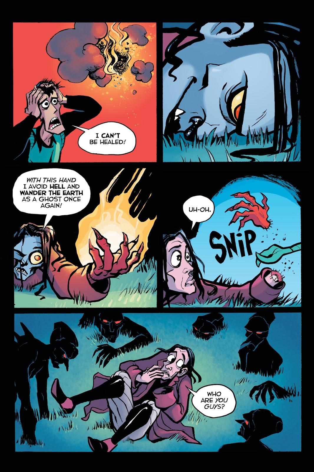 Read online Creature Tech (2019) comic -  Issue # TPB (Part 2) - 100