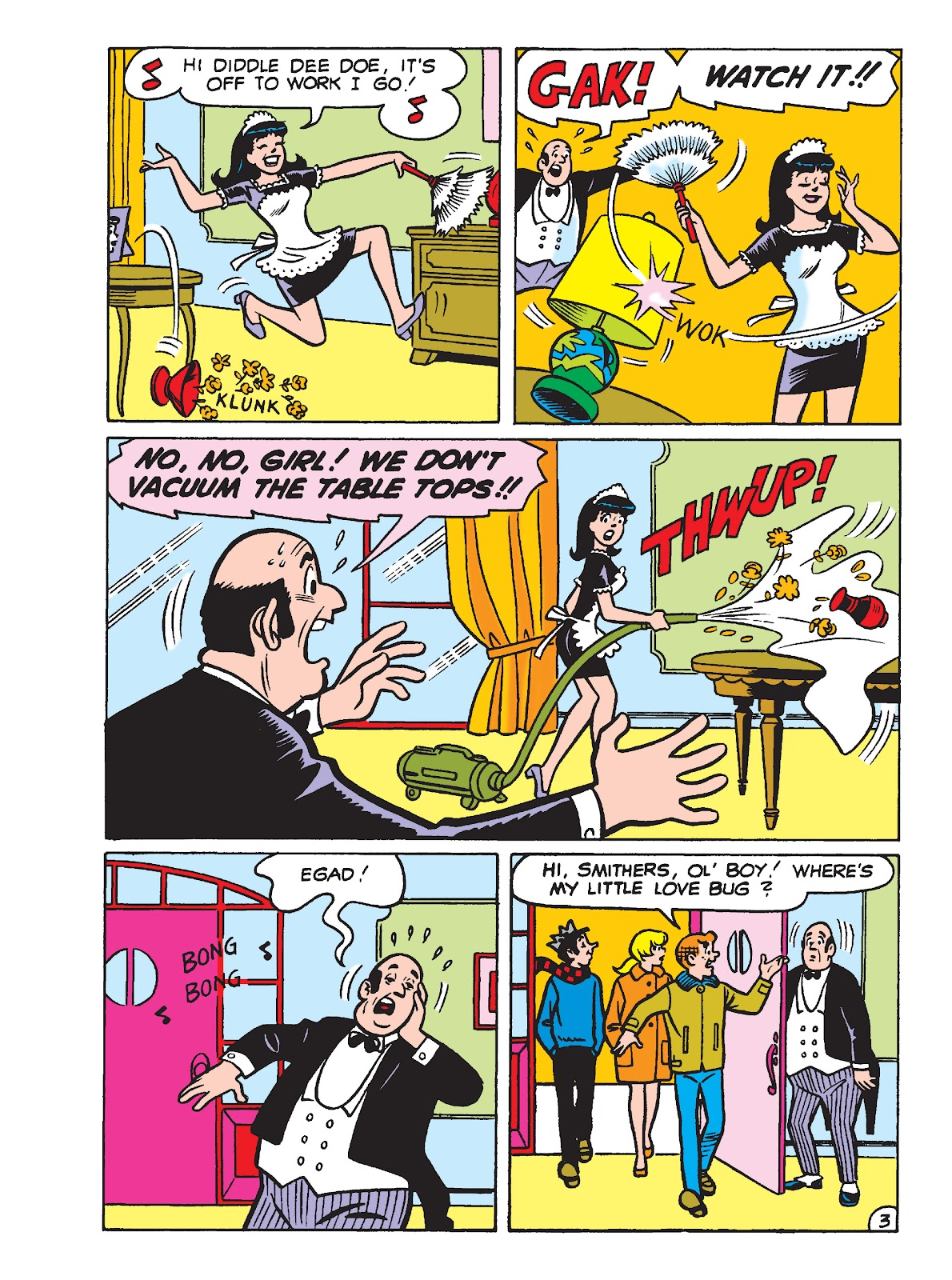 Betty and Veronica Double Digest issue 291 - Page 59