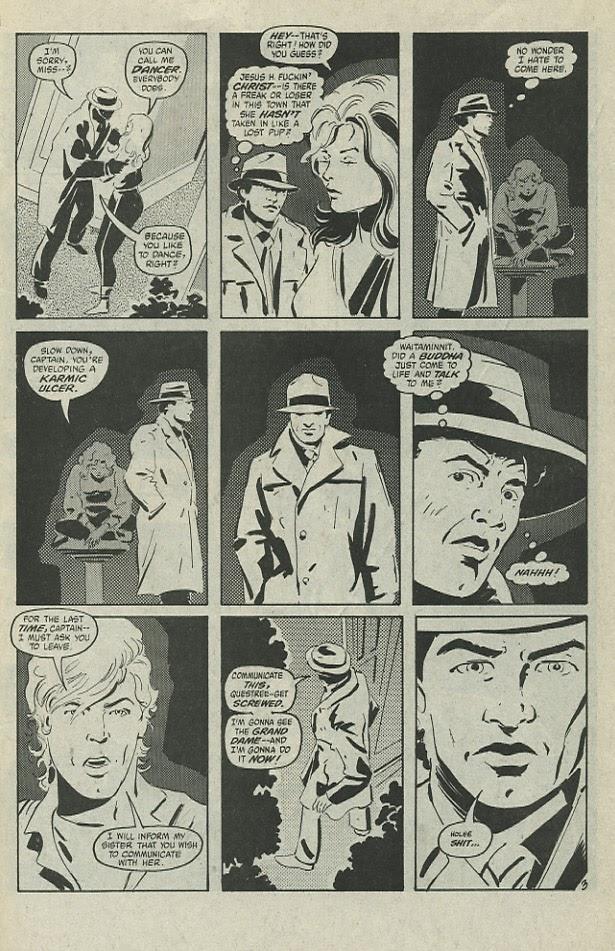 Scimidar (1988) issue 1 - Page 5