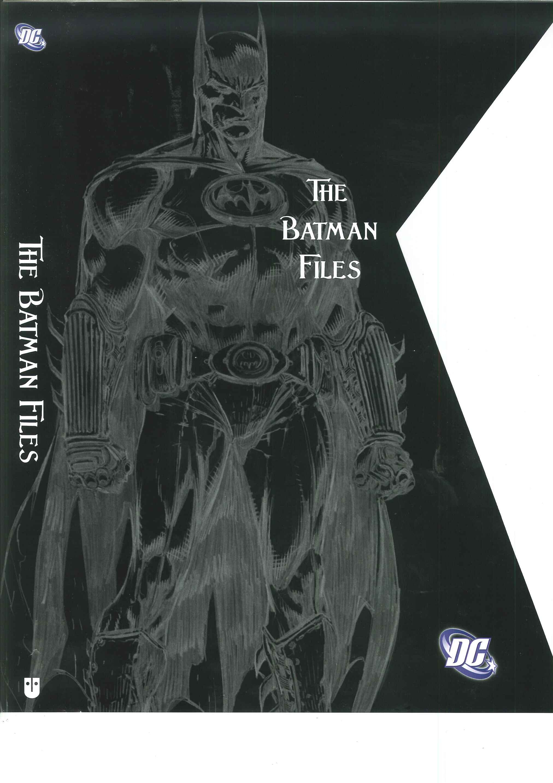 The Batman Files TPB_(Part_1) Page 1