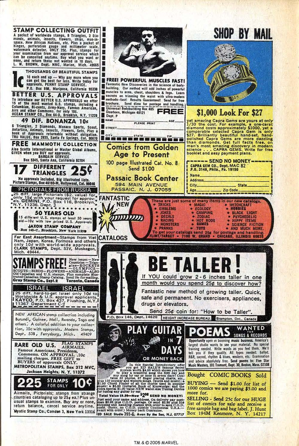 Read online Uncanny X-Men (1963) comic -  Issue #78 - 27