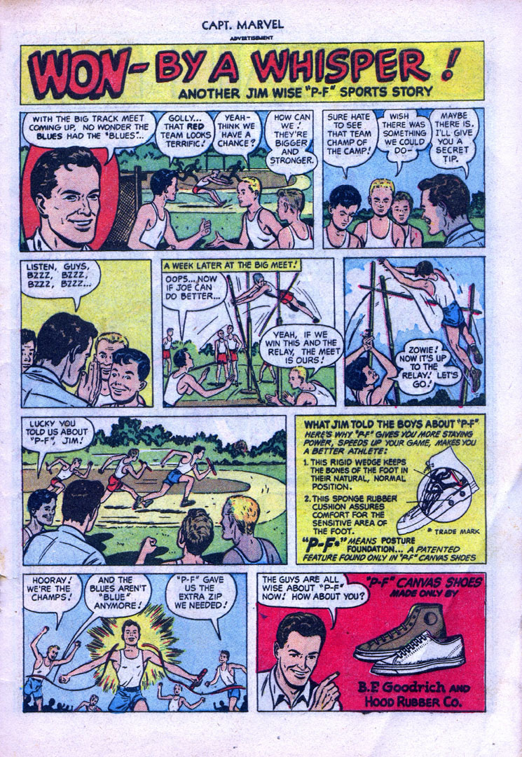 Captain Marvel Adventures issue 87 - Page 32
