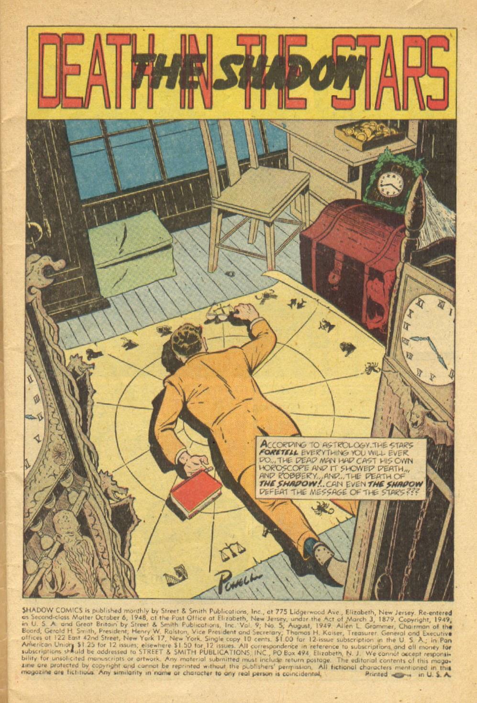 Shadow Comics #101 #94 - English 4