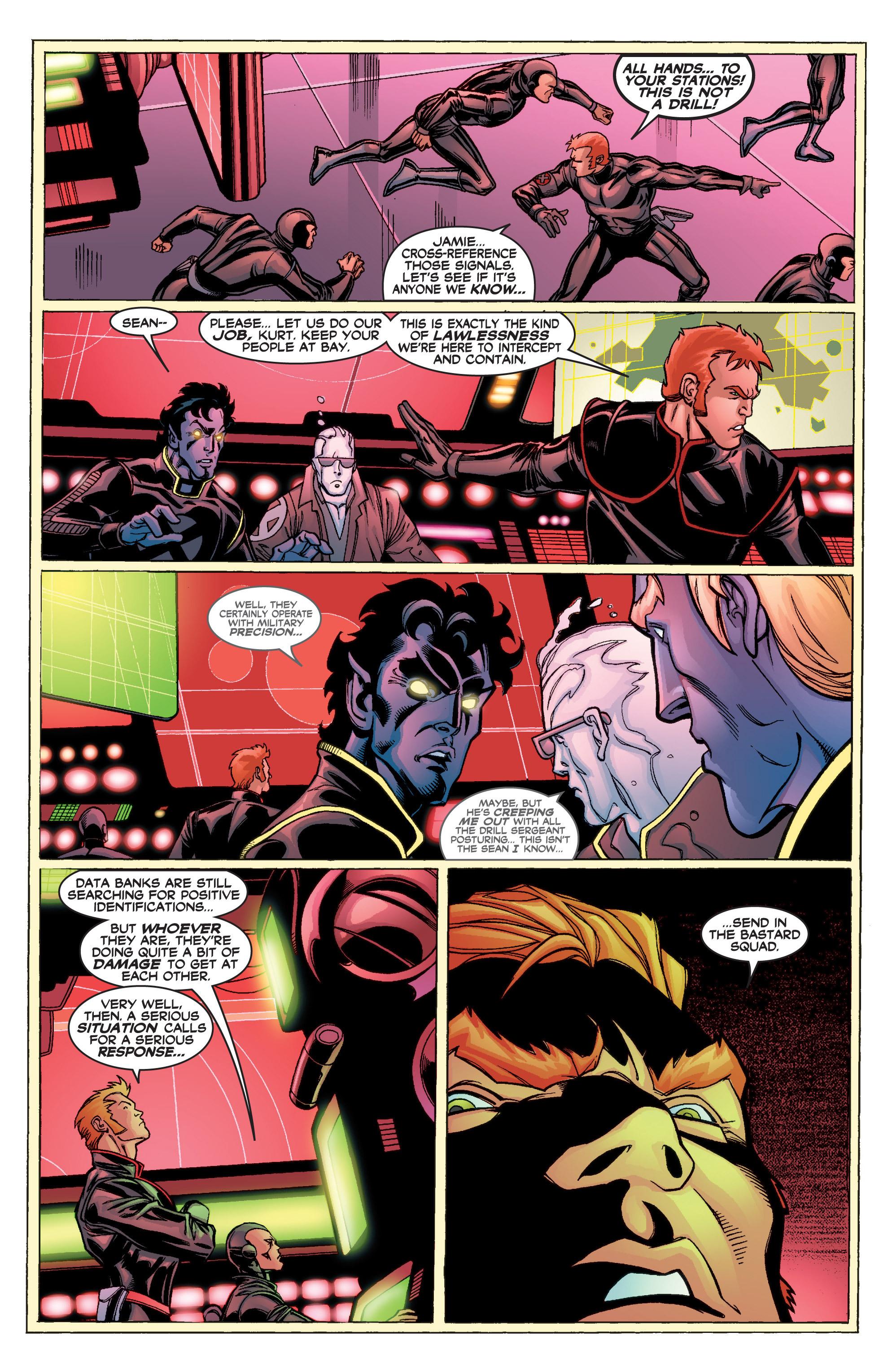 Read online Uncanny X-Men (1963) comic -  Issue #402 - 7