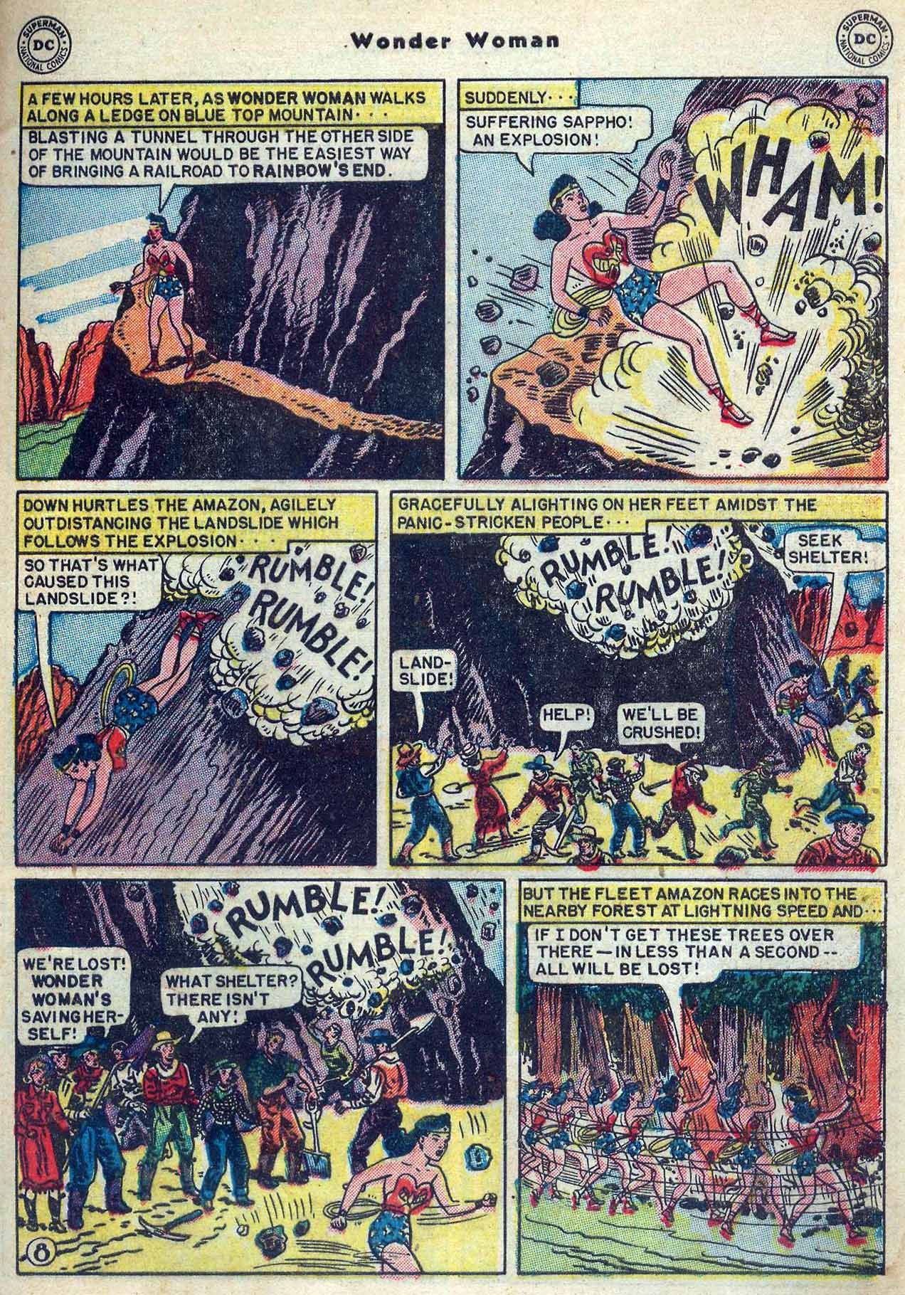 Read online Wonder Woman (1942) comic -  Issue #53 - 39
