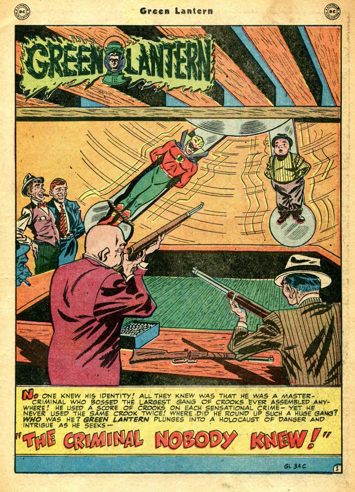 Green Lantern (1941) Issue #33 #33 - English 18