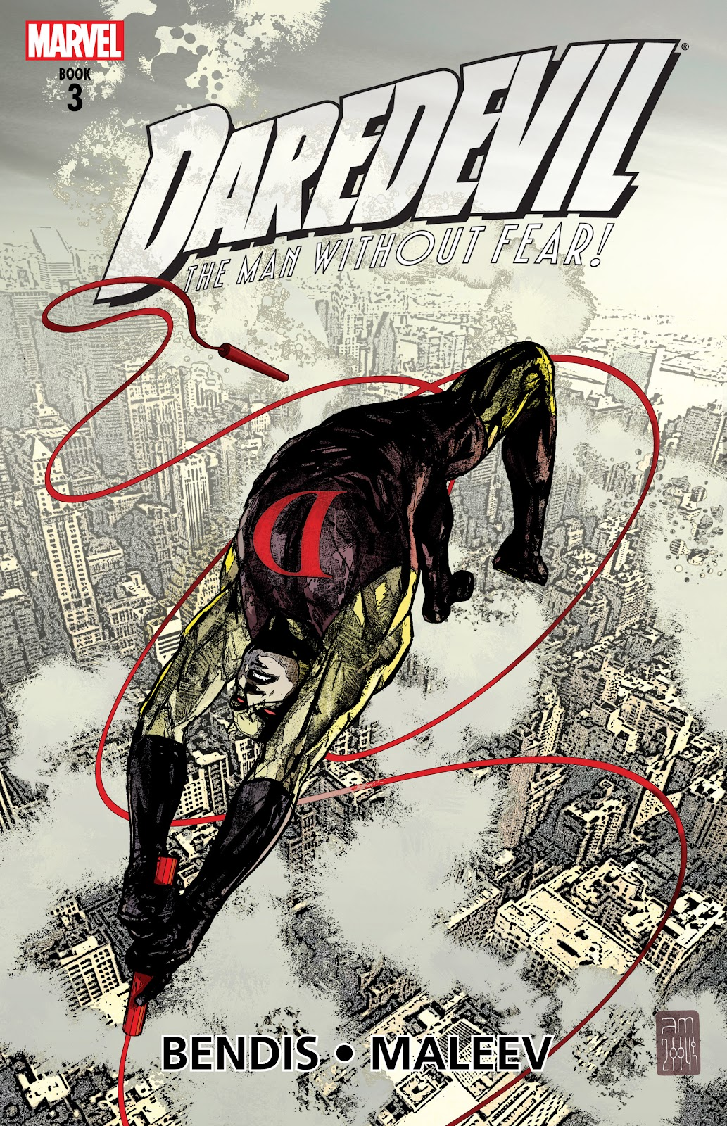 Read online Daredevil (1998) comic -  Issue # _Ultimate_Collection TPB 3 (Part 1) - 1