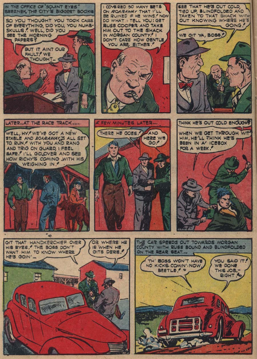 Blue Ribbon Comics (1939) issue 18 - Page 15