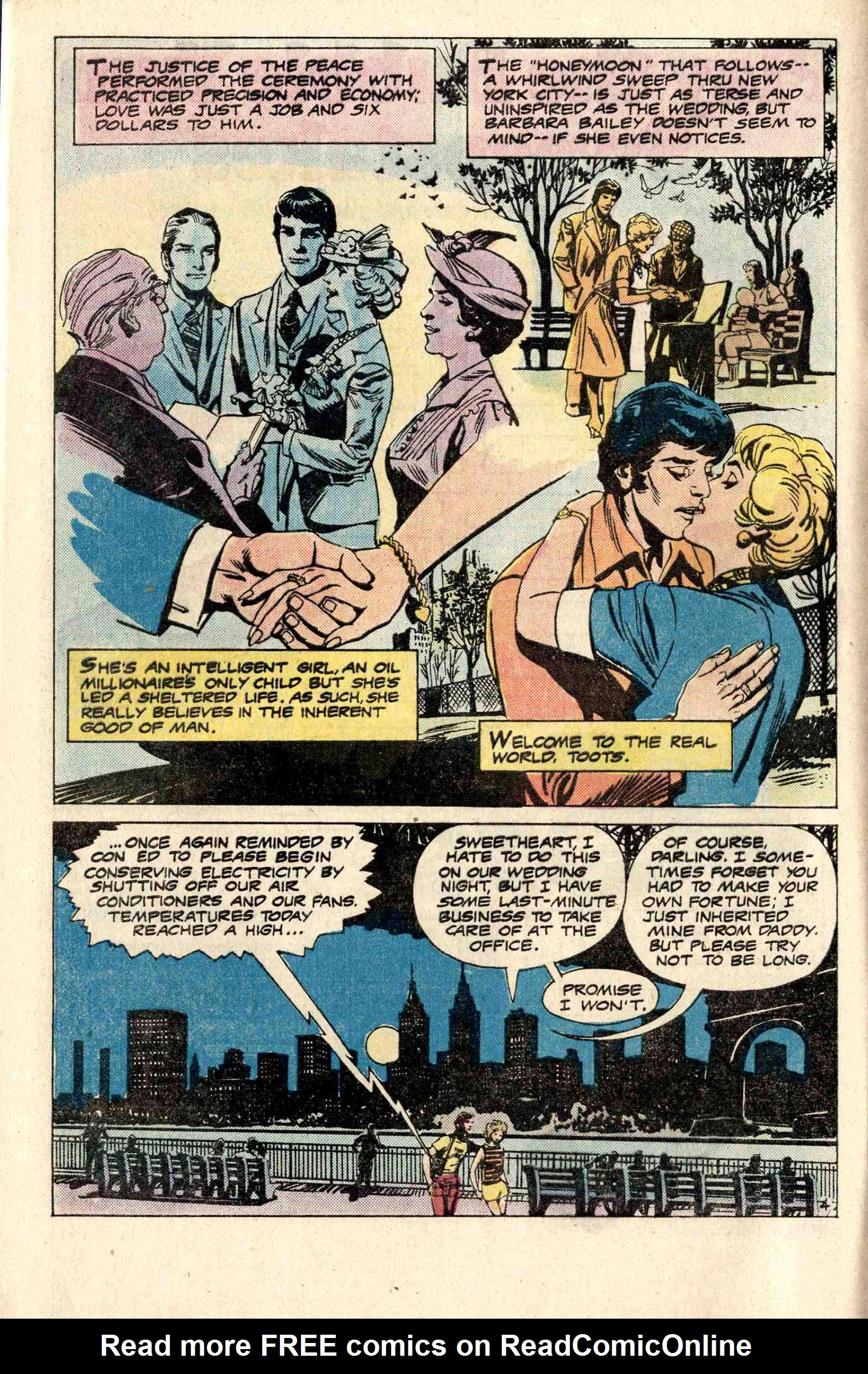 Read online Secrets of Haunted House comic -  Issue #46 - 8