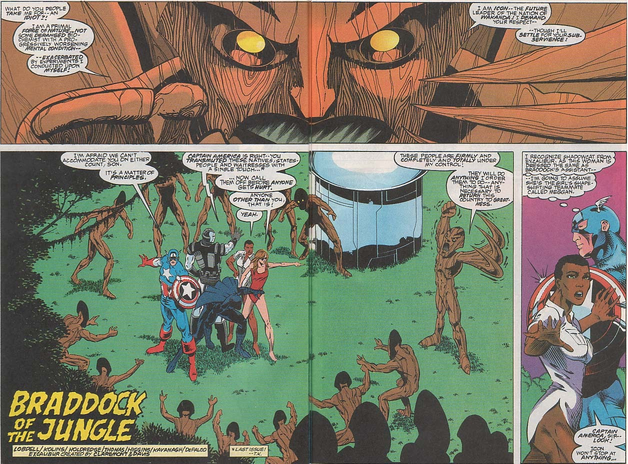 Excalibur (1988) issue 60 - Page 3