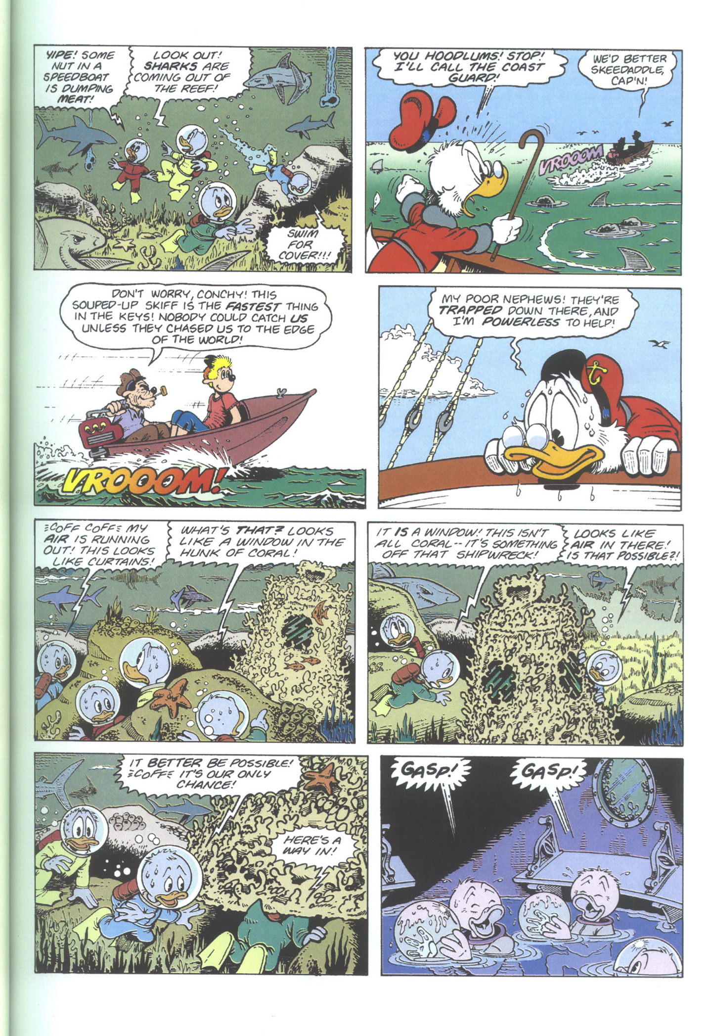 Read online Uncle Scrooge (1953) comic -  Issue #365 - 8