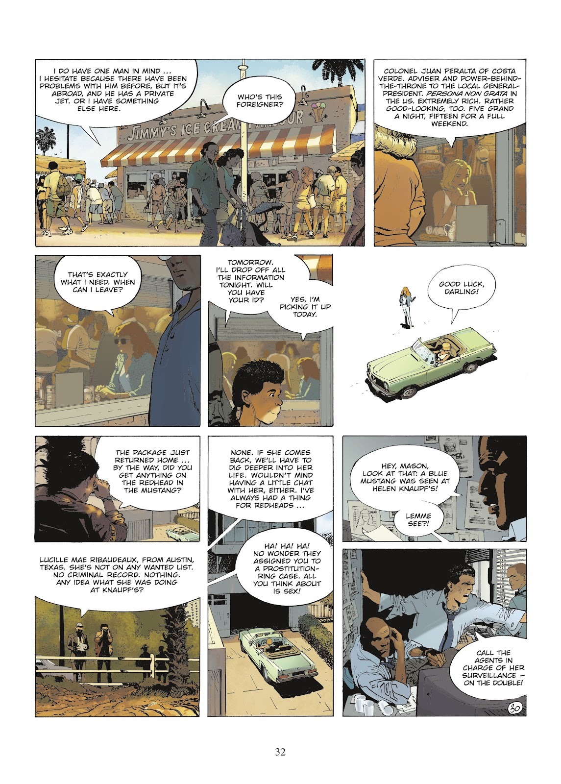 XIII Mystery issue 9 - Page 34