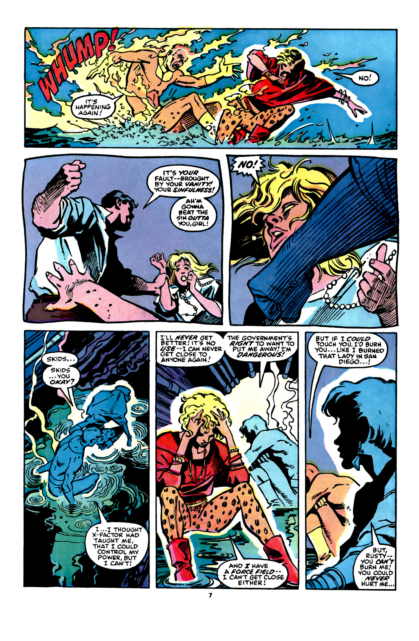 Read online X-Factor (1986) comic -  Issue #16 - 8