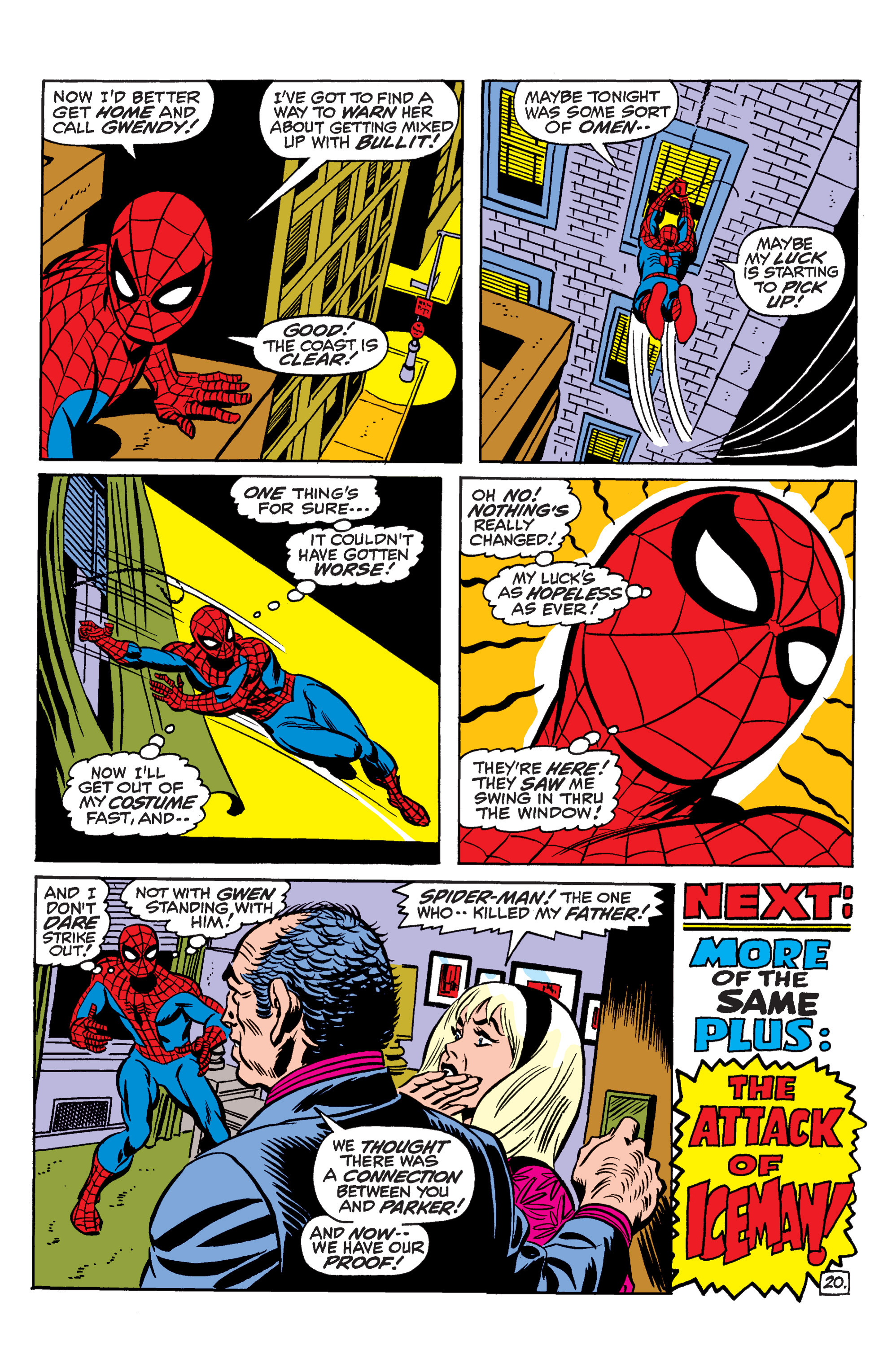 The Amazing Spider-Man (1963) 91 Page 19