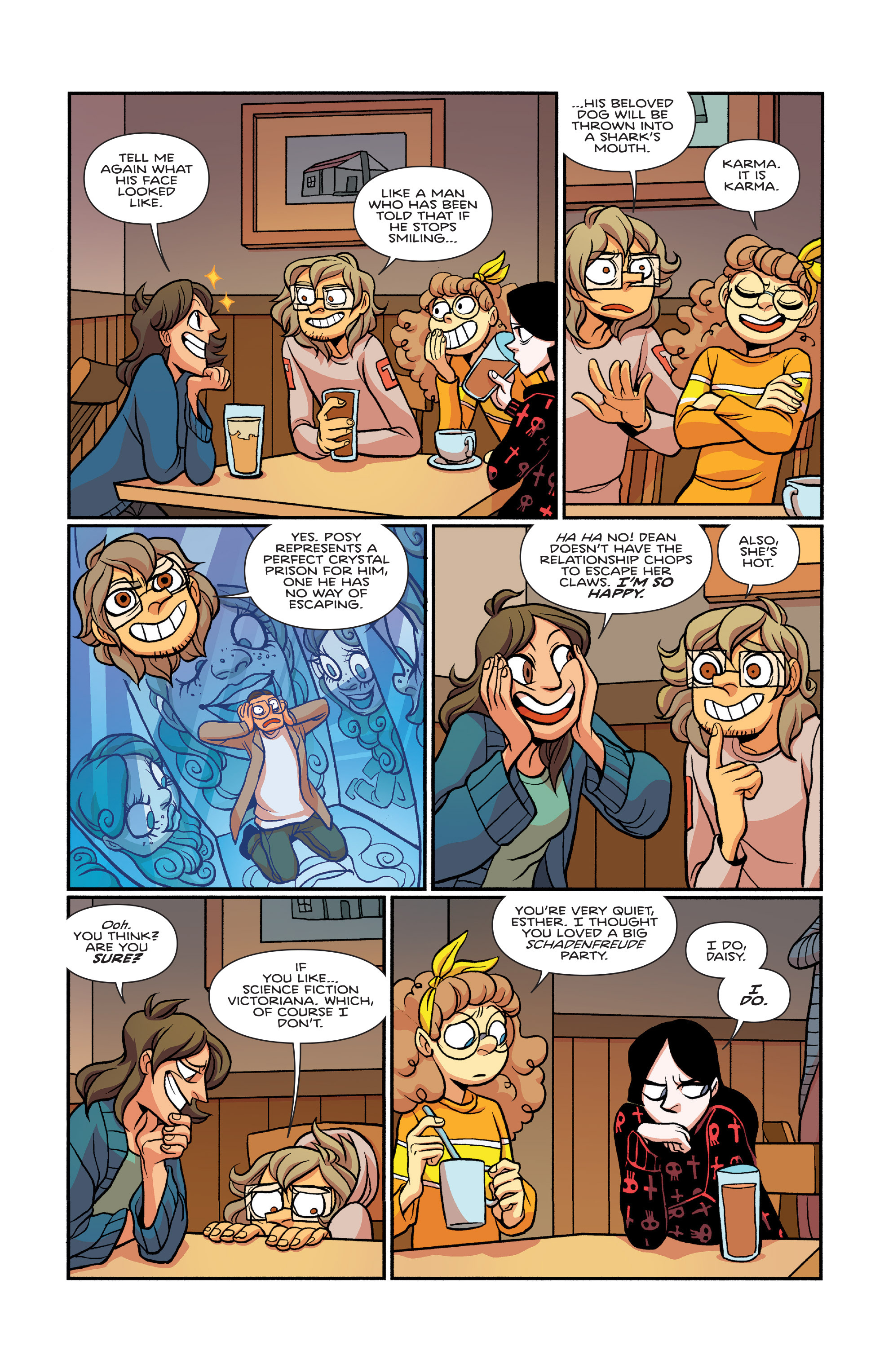 Read online Giant Days (2015) comic -  Issue #26 - 18