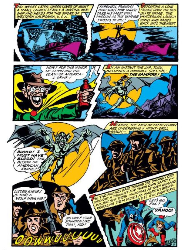 Read online All-Winners Comics comic -  Issue #5 - 21