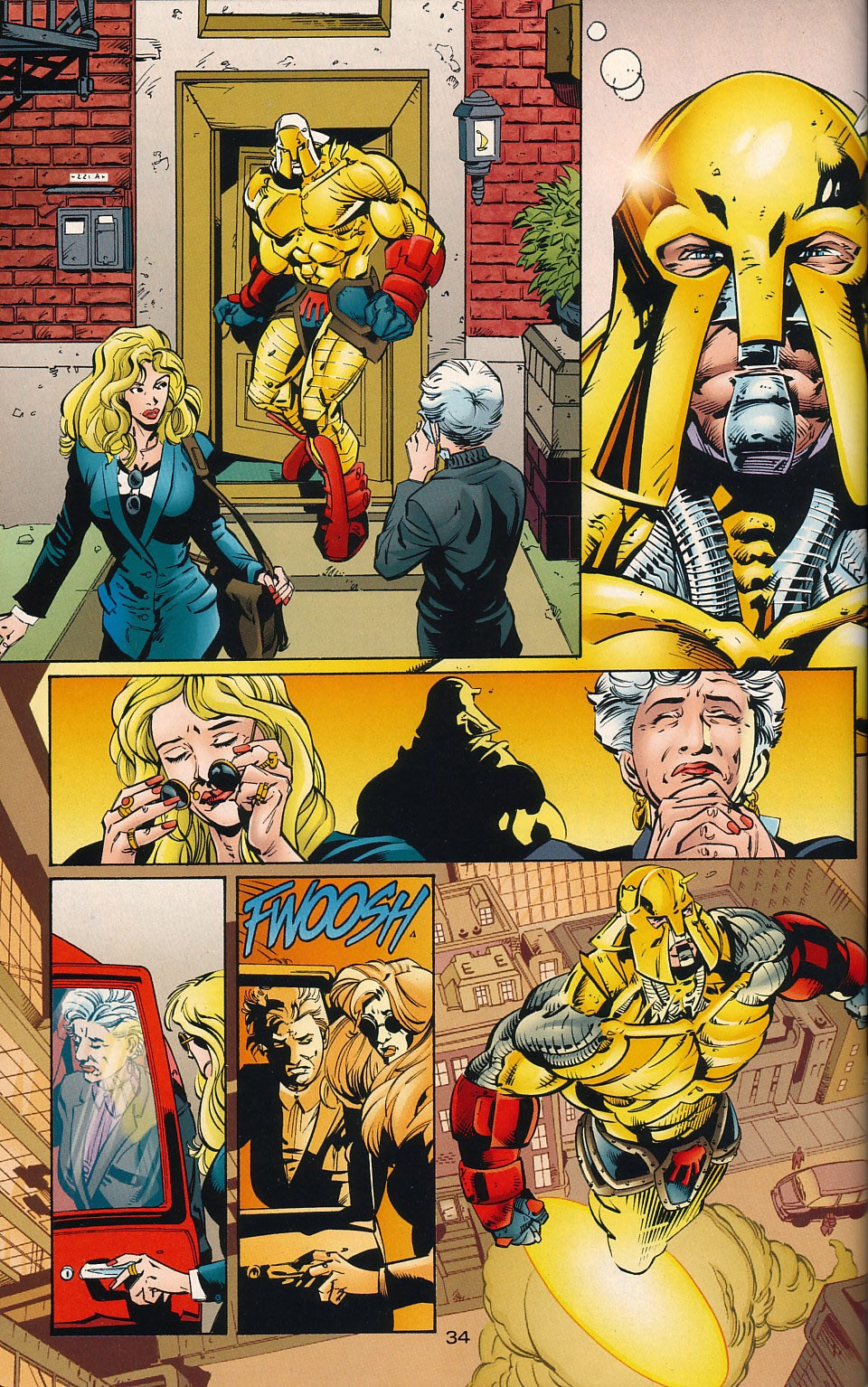Read online JLA Superpower comic -  Issue # Full - 34