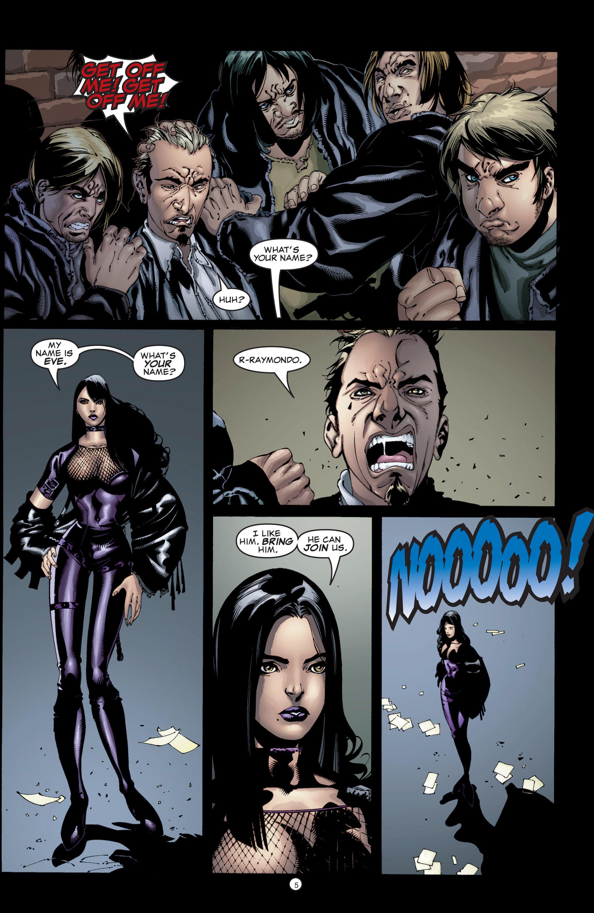 Read online Shadowman (1999) comic -  Issue #5 - 7
