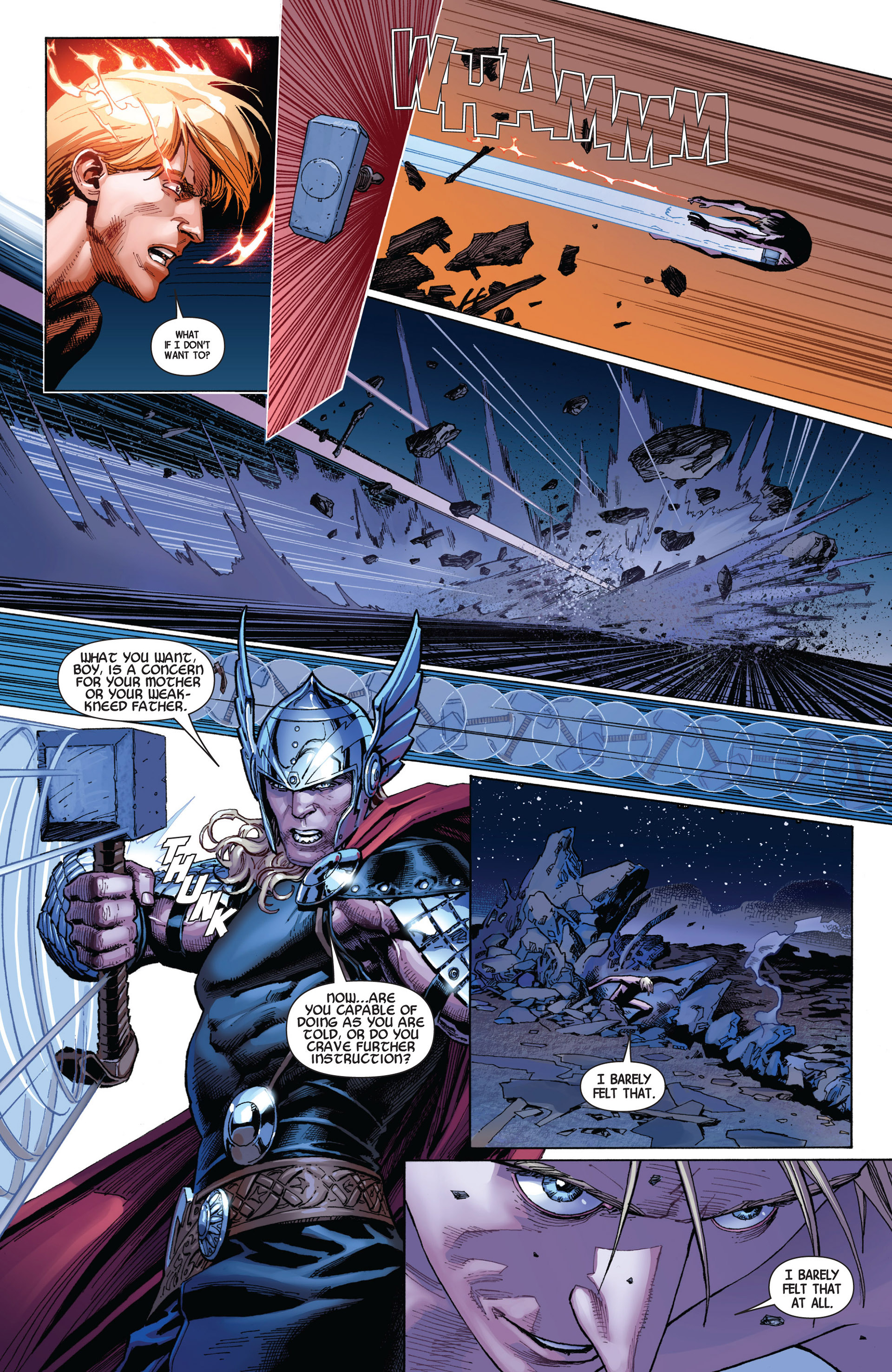 Read online Avengers (2013) comic -  Issue #8 - 12