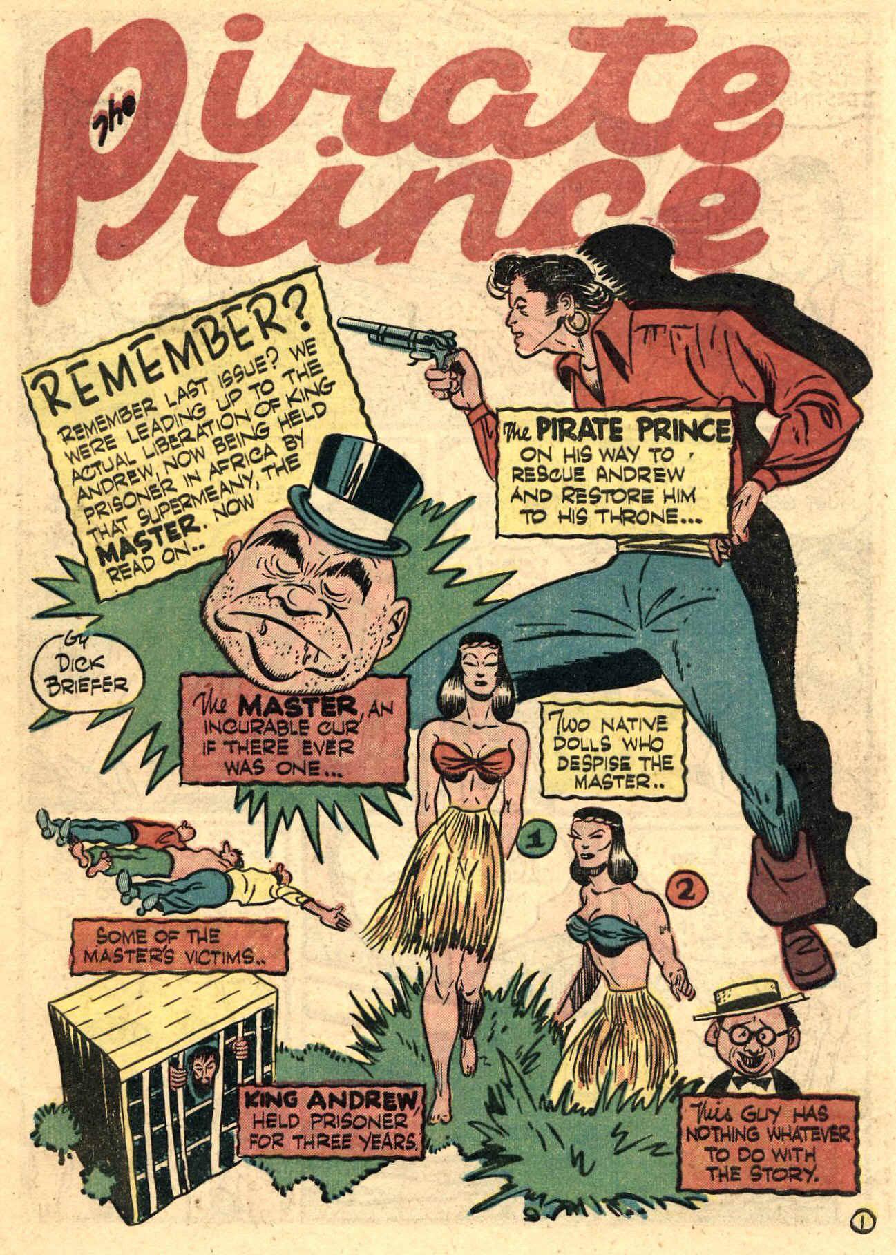 Daredevil (1941) issue 16 - Page 57
