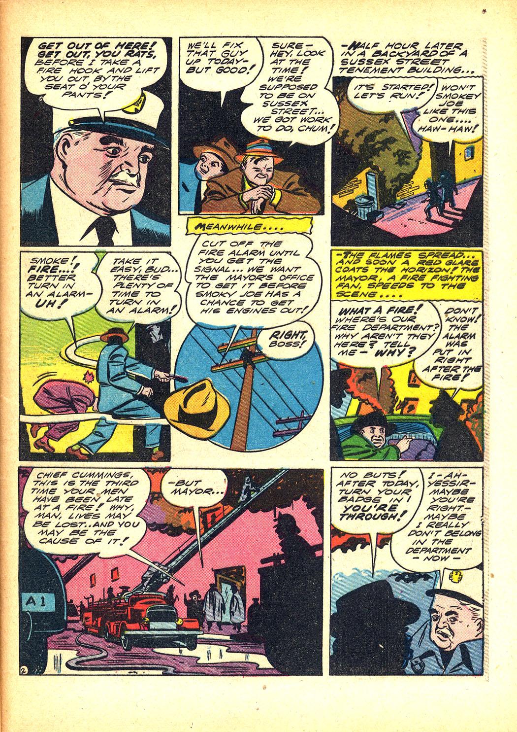 Read online Sensation (Mystery) Comics comic -  Issue #8 - 57