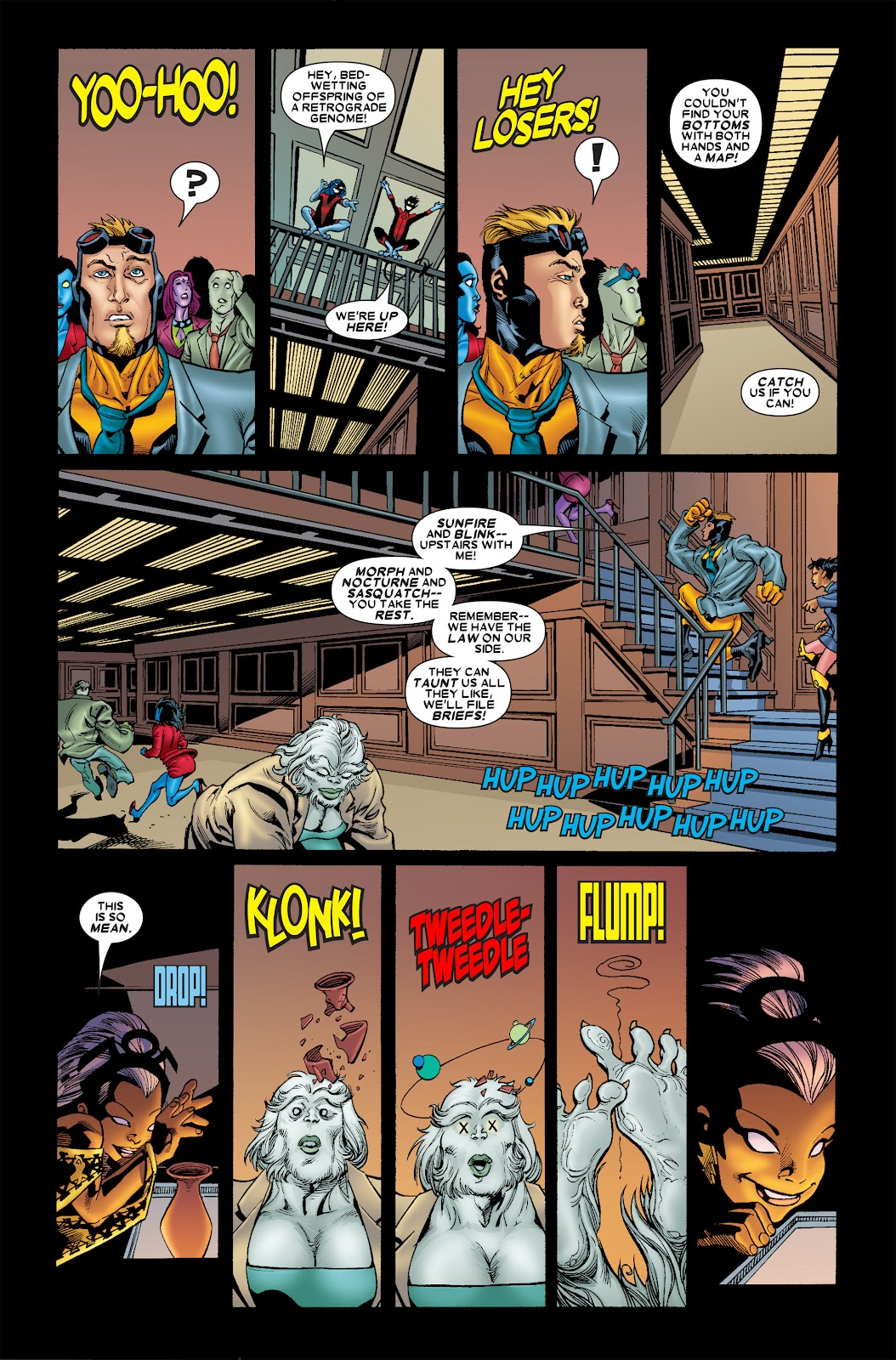 Uncanny X-Men (1963) issue 461 - Page 15