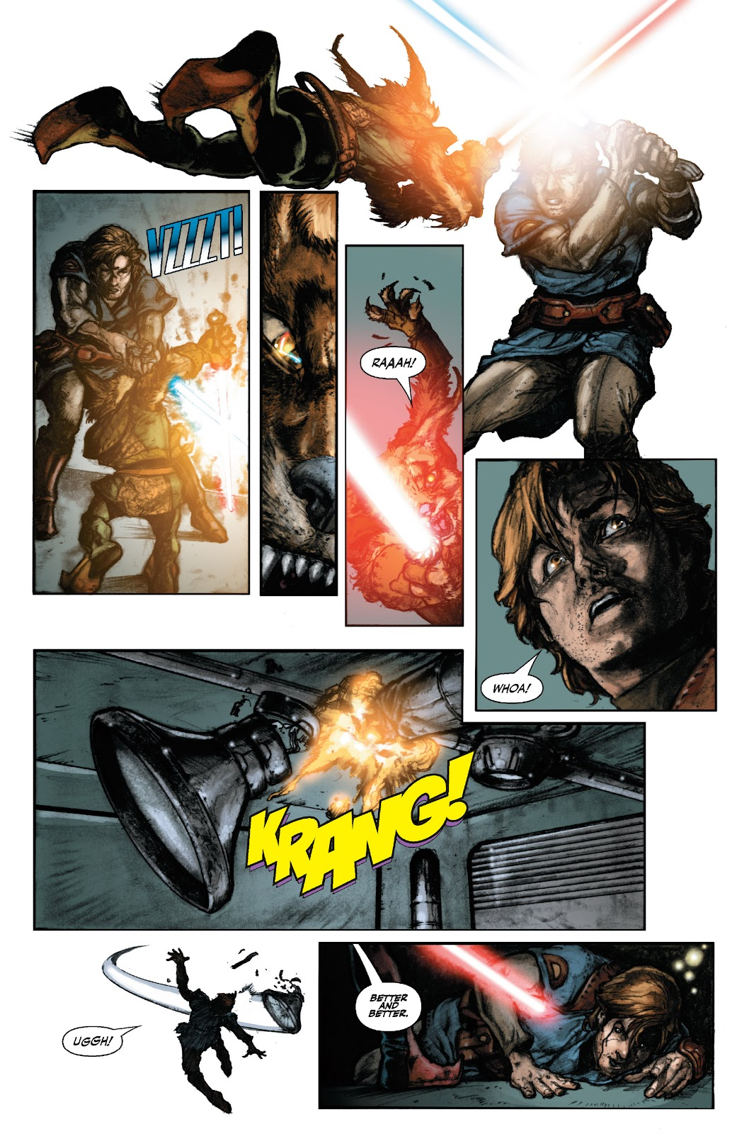 Read online Star Wars Legends: The Old Republic - Epic Collection comic -  Issue # TPB 3 (Part 1) - 25