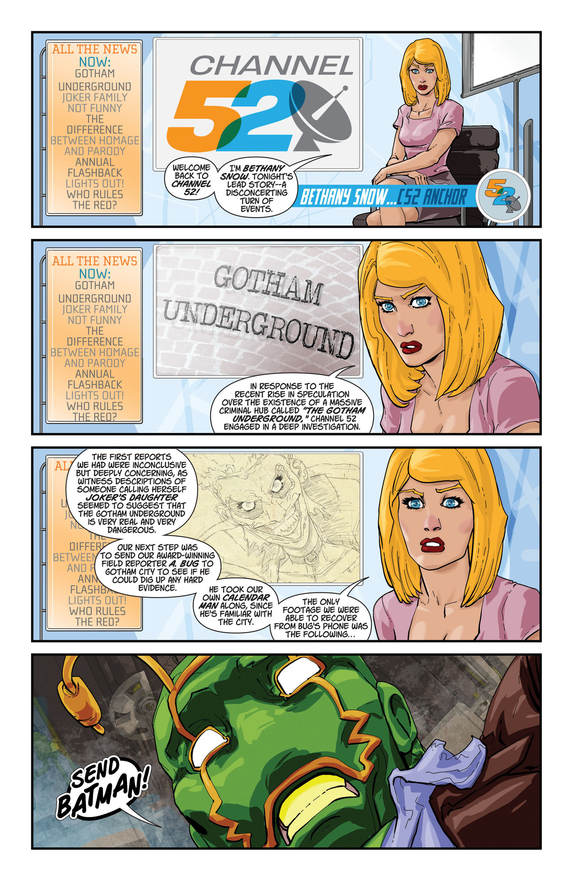 Read online All-Star Western (2011) comic -  Issue #22 - 31