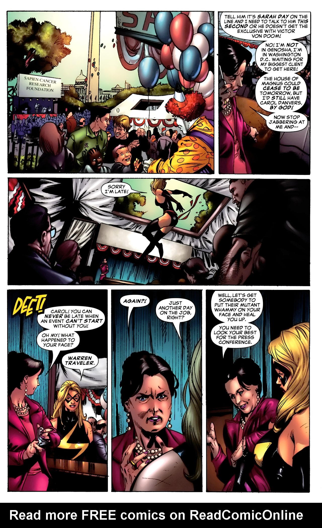 Read online Giant-Size Ms. Marvel comic -  Issue # Full - 12