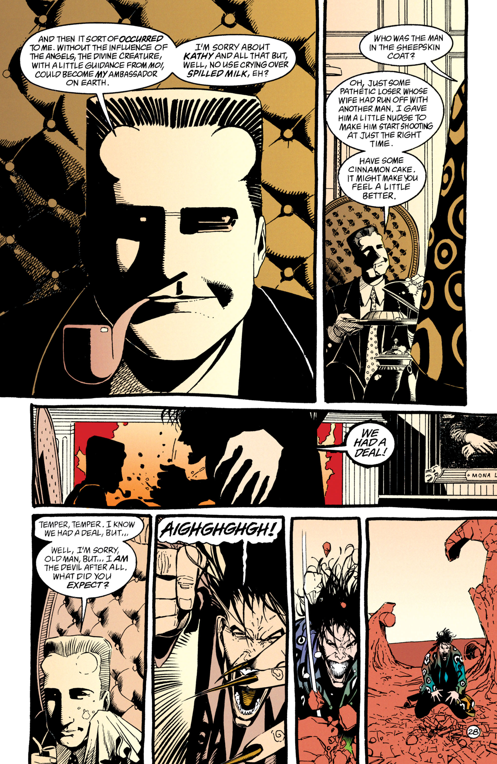 Read online Shade, the Changing Man comic -  Issue #50 - 29