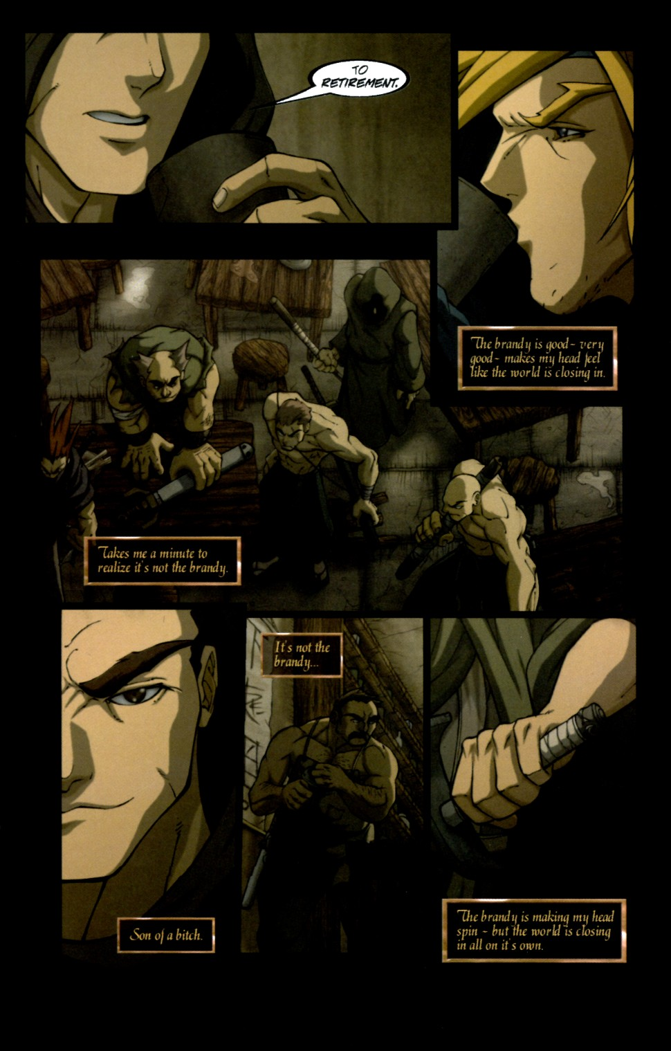 Read online Shidima comic -  Issue #0 - 9