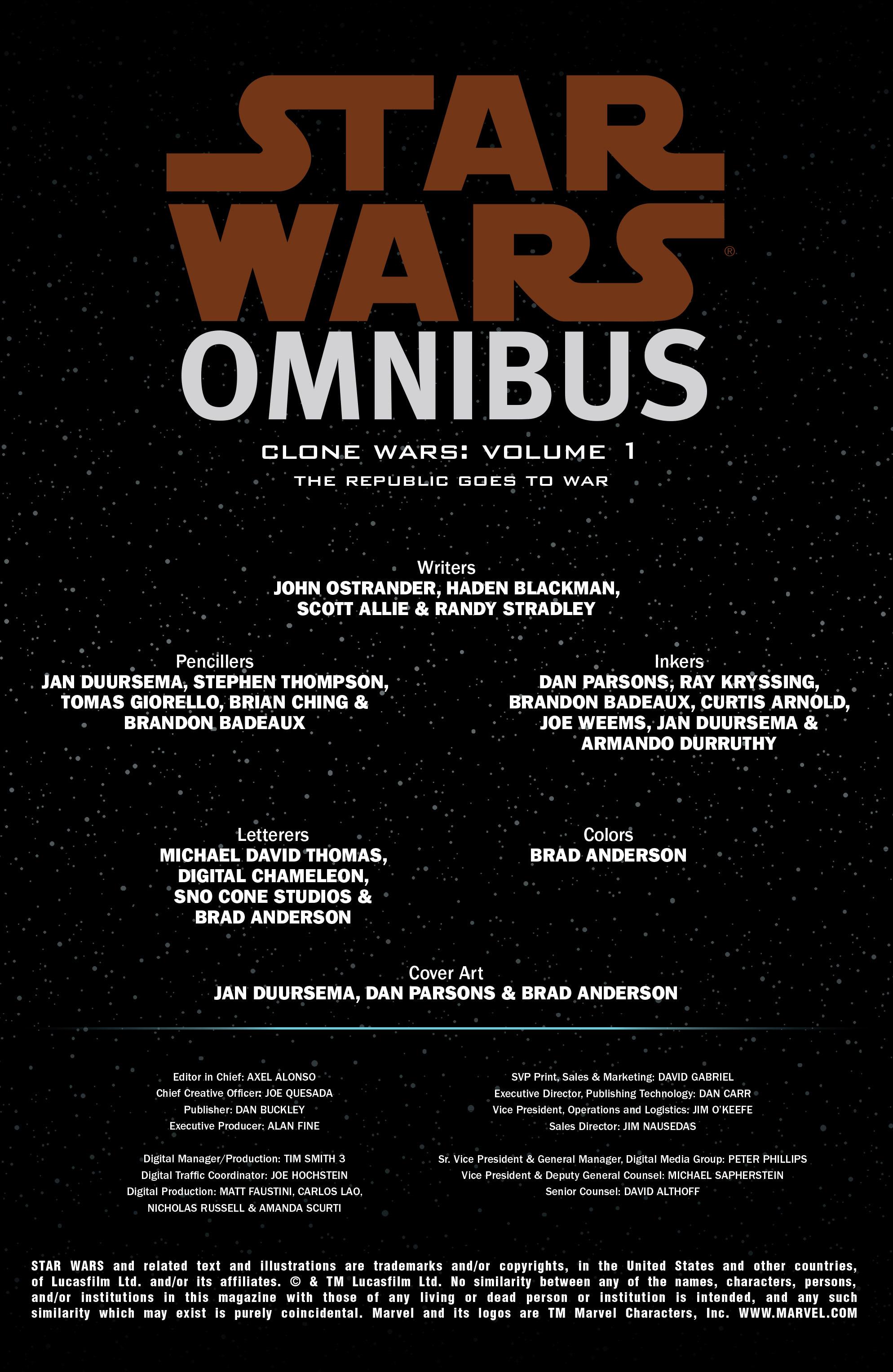 Read online Star Wars Omnibus comic -  Issue # Vol. 24 - 2