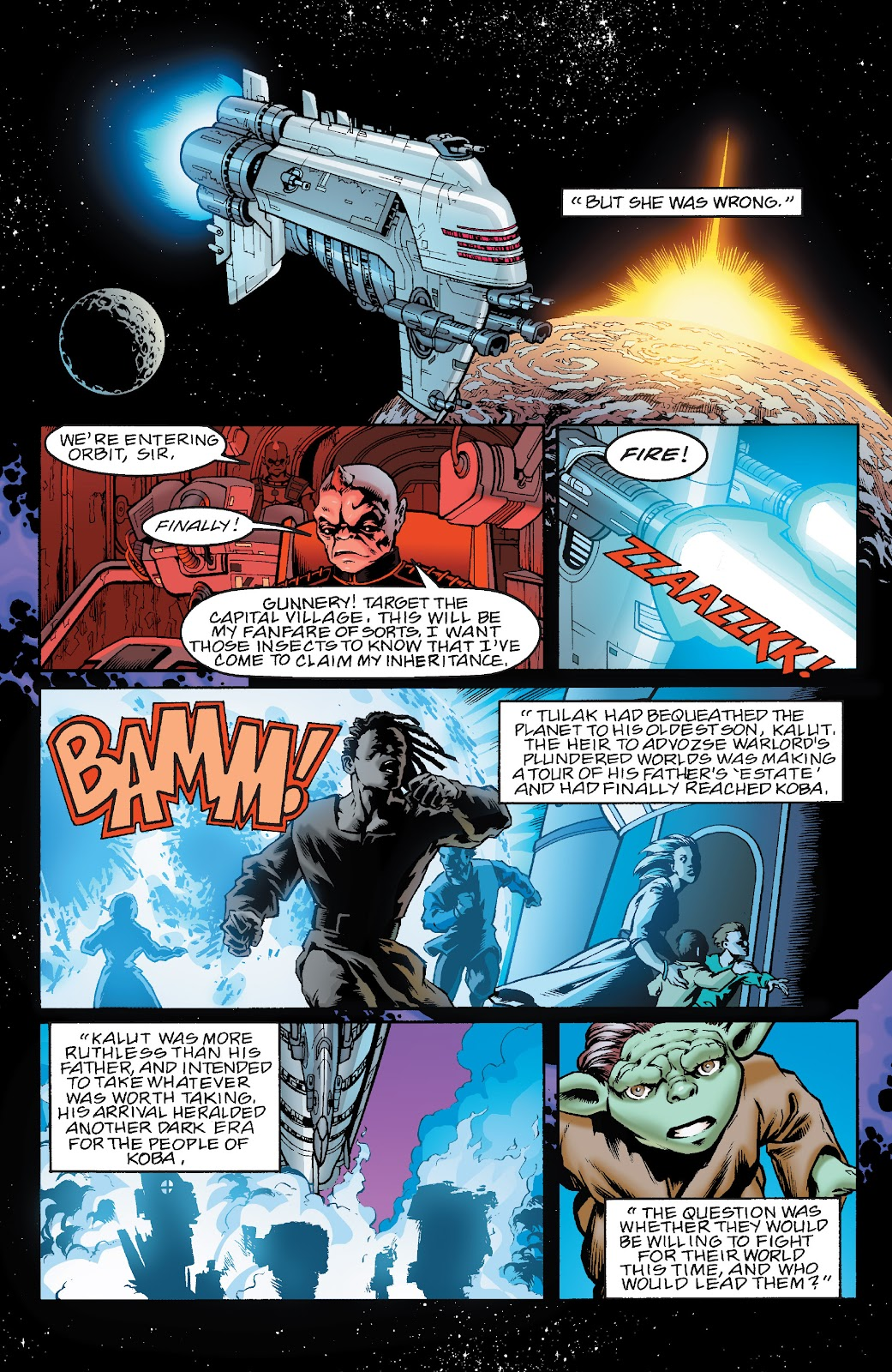 Read online Star Wars Legends: Rise of the Sith - Epic Collection comic -  Issue # TPB 1 (Part 1) - 58