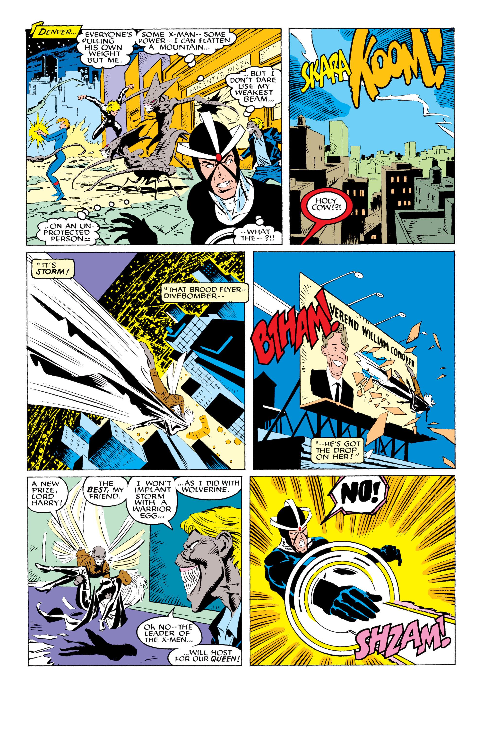 Read online Uncanny X-Men (1963) comic -  Issue #233 - 20