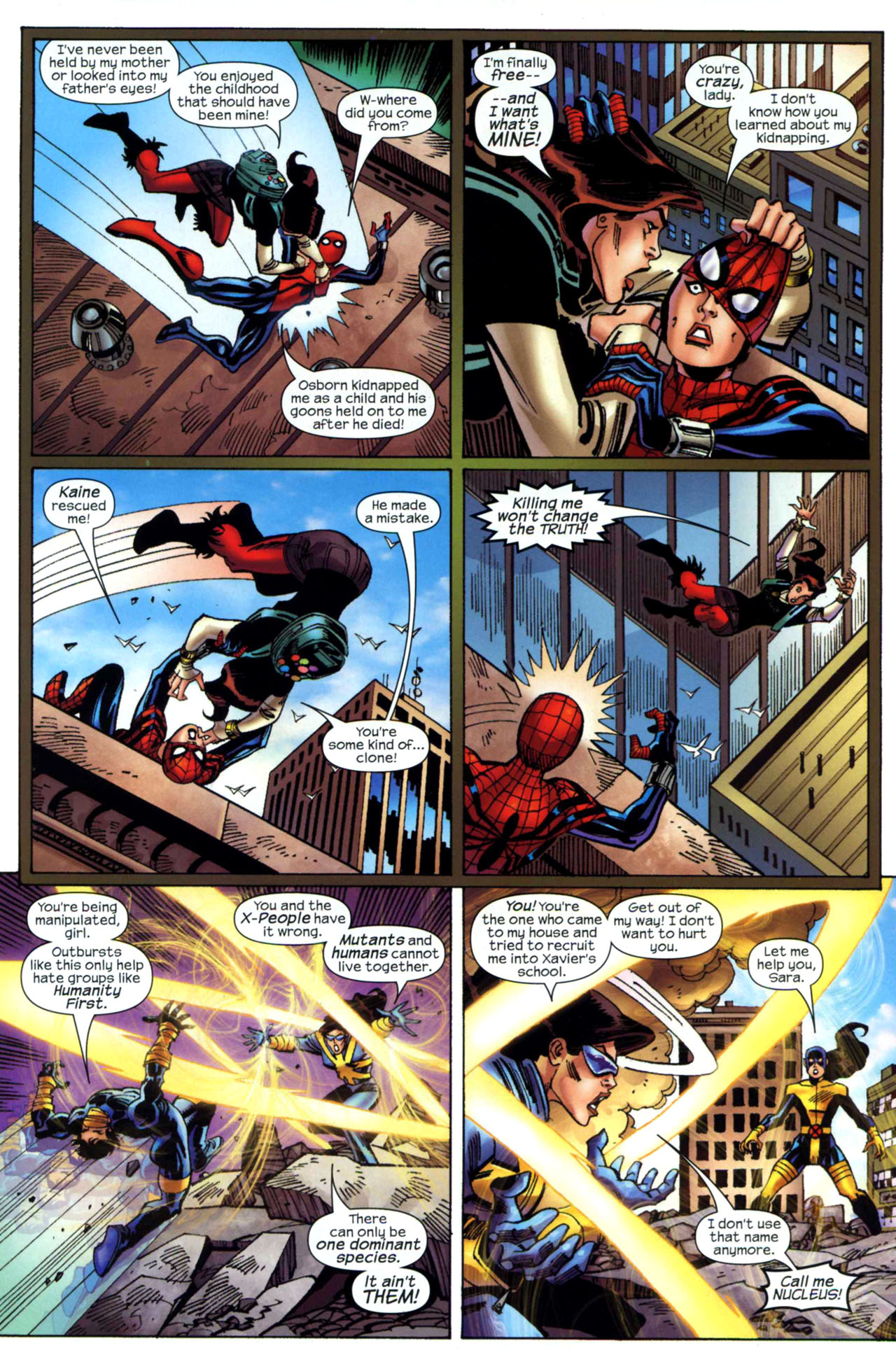 Read online Amazing Spider-Girl comic -  Issue #24 - 18