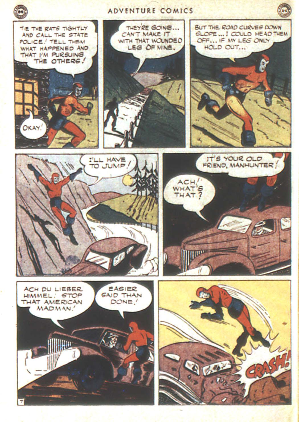 Read online Adventure Comics (1938) comic -  Issue #92 - 49