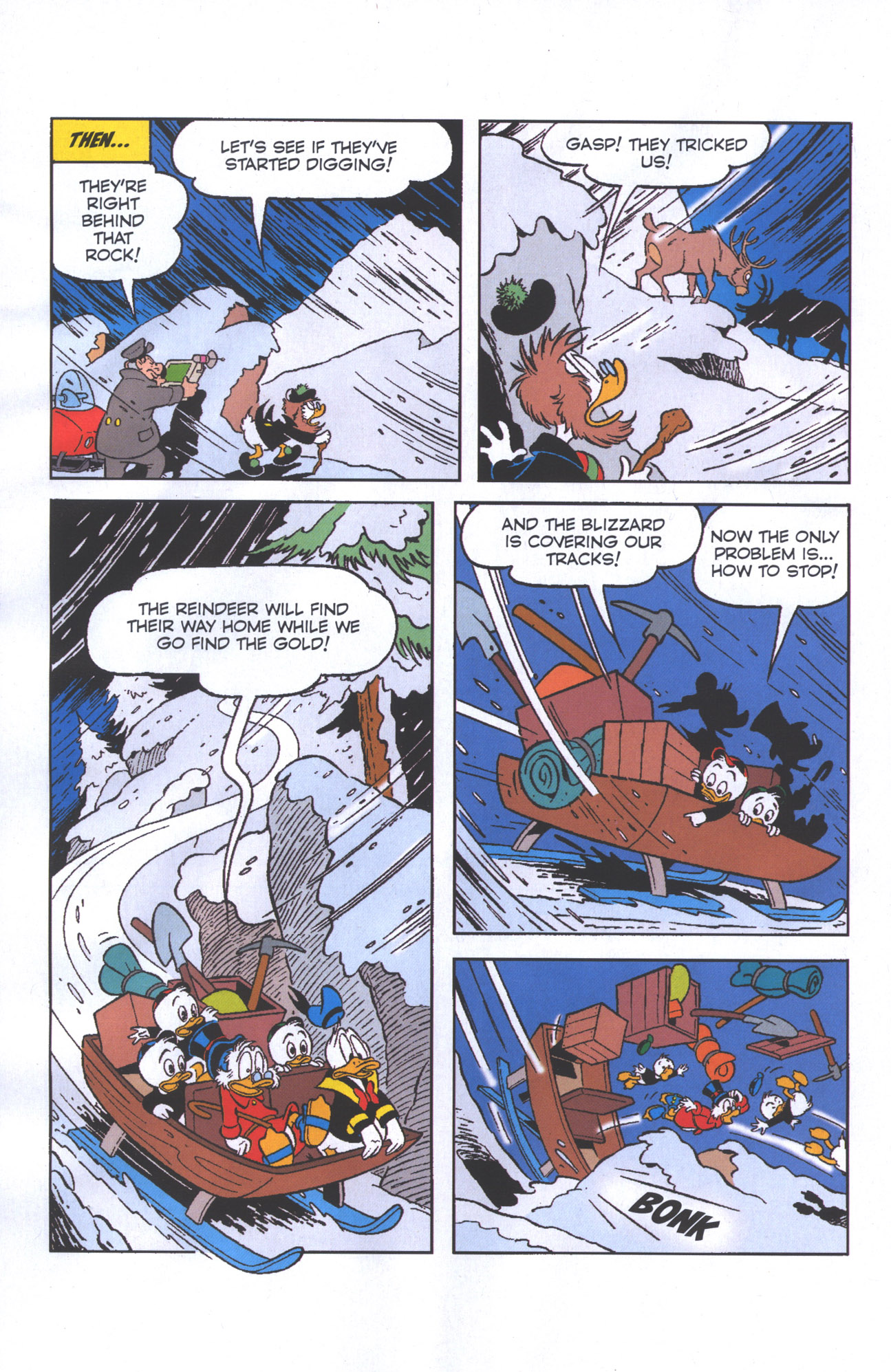 Read online Uncle Scrooge (1953) comic -  Issue #387 - 7