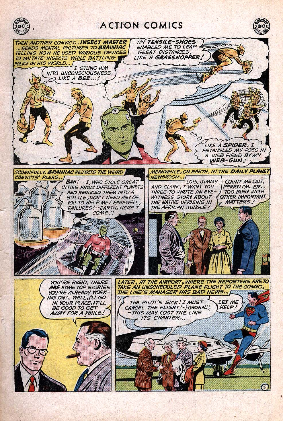 Action Comics (1938) 280 Page 6