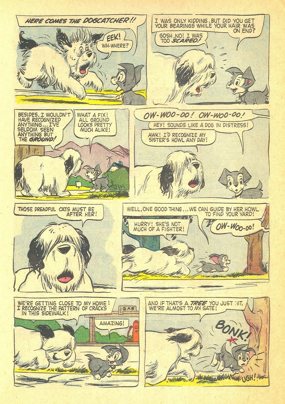 Scamp (1958) issue 6 - Page 4
