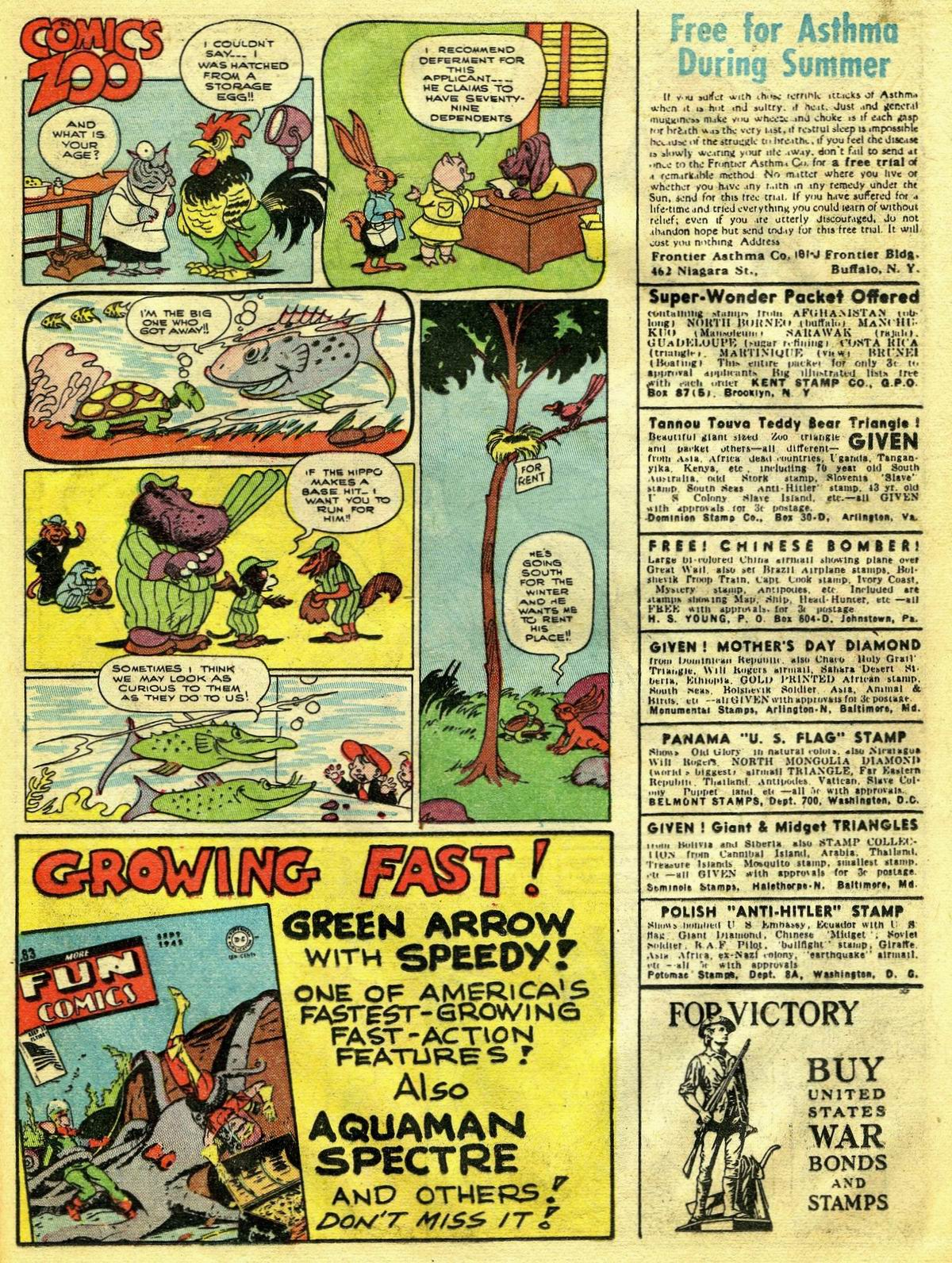 Read online Detective Comics (1937) comic -  Issue #67 - 41