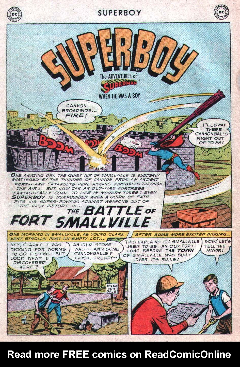 Superboy (1949) issue 46 - Page 21